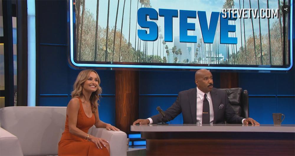 """Steve Harvey Talk Show """"Steve"""""""