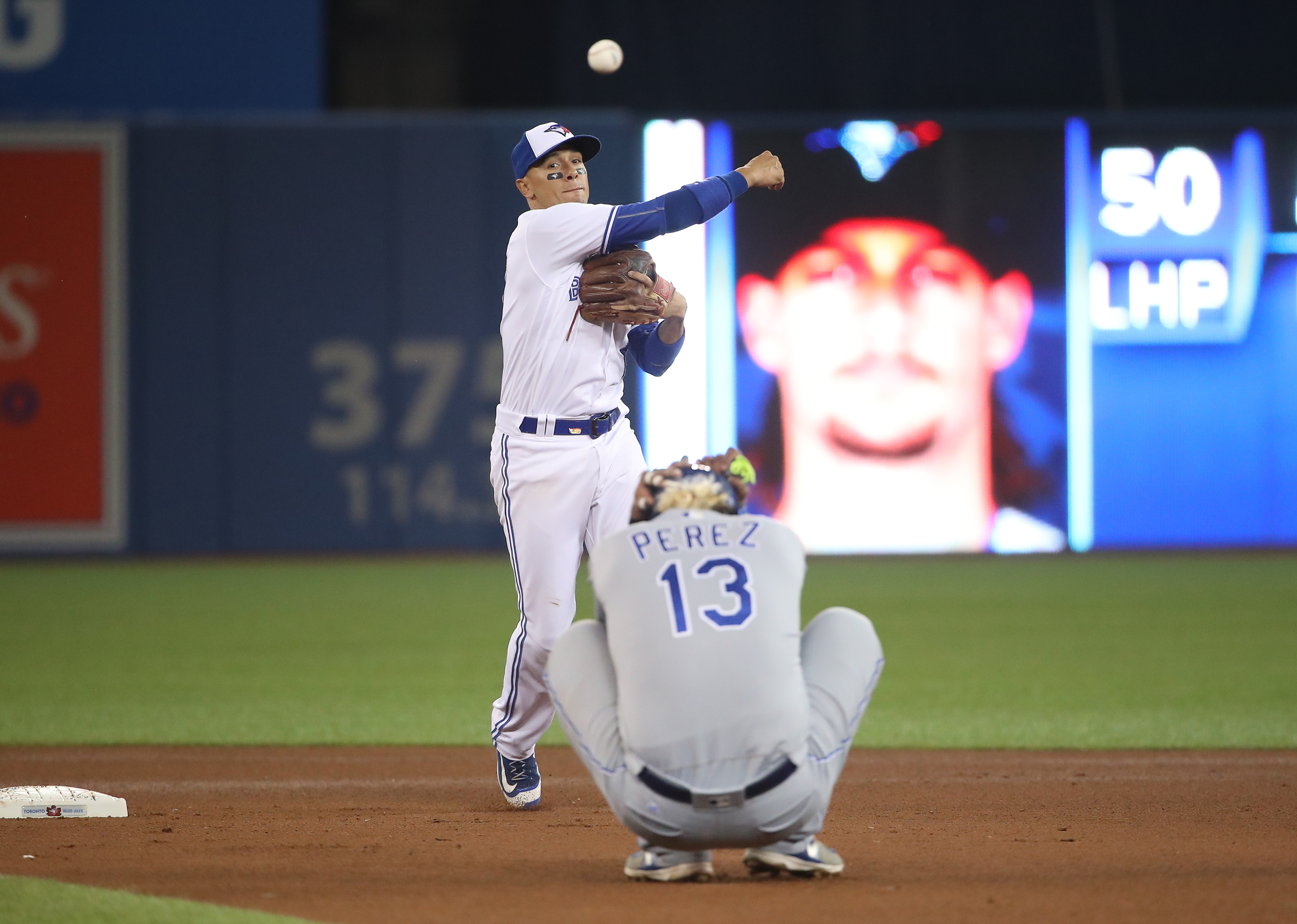 Kansas City Royals v Toronto Blue Jays