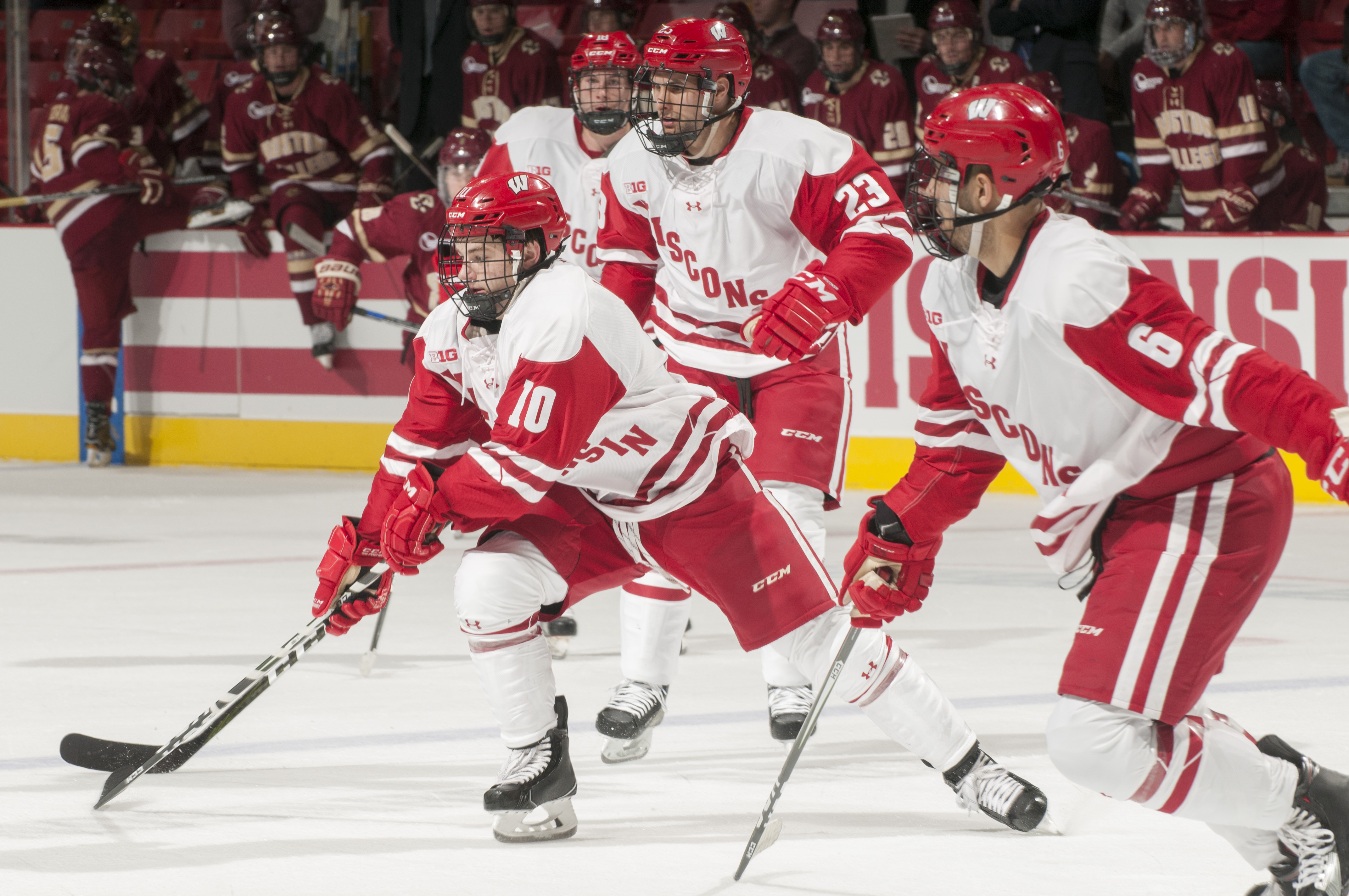 Wisconsin Mens Hockey Buckys 5th Quarter