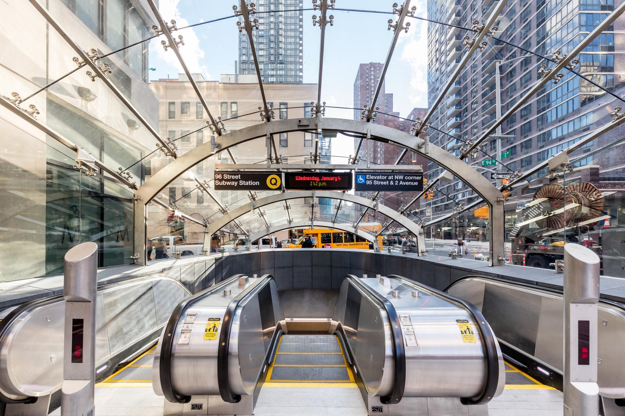 Q Second Avenue Subway Map.Second Avenue Subway Curbed Ny