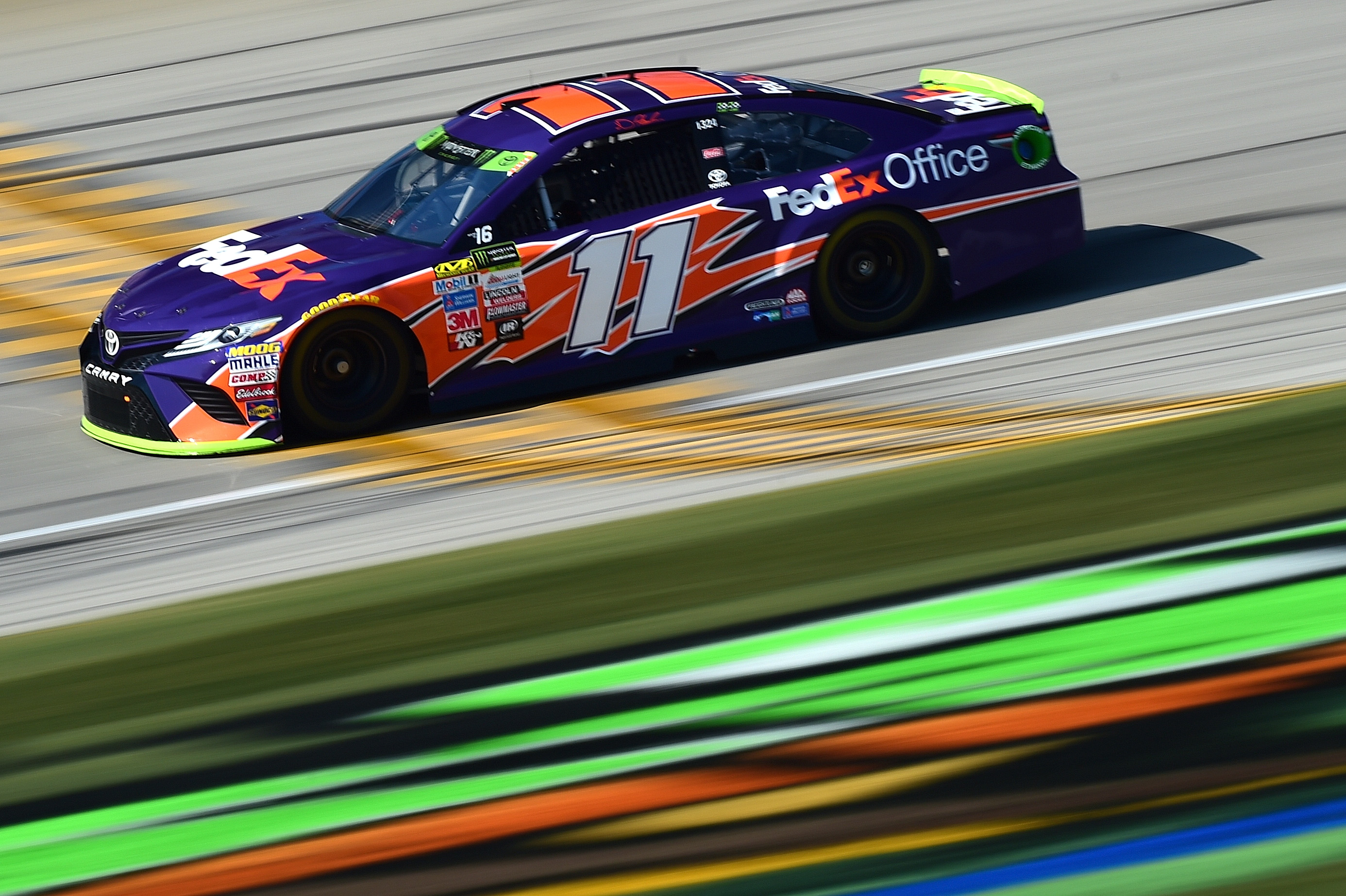 Monster Energy NASCAR Cup Series Tales of the Turtles 400 - Practice