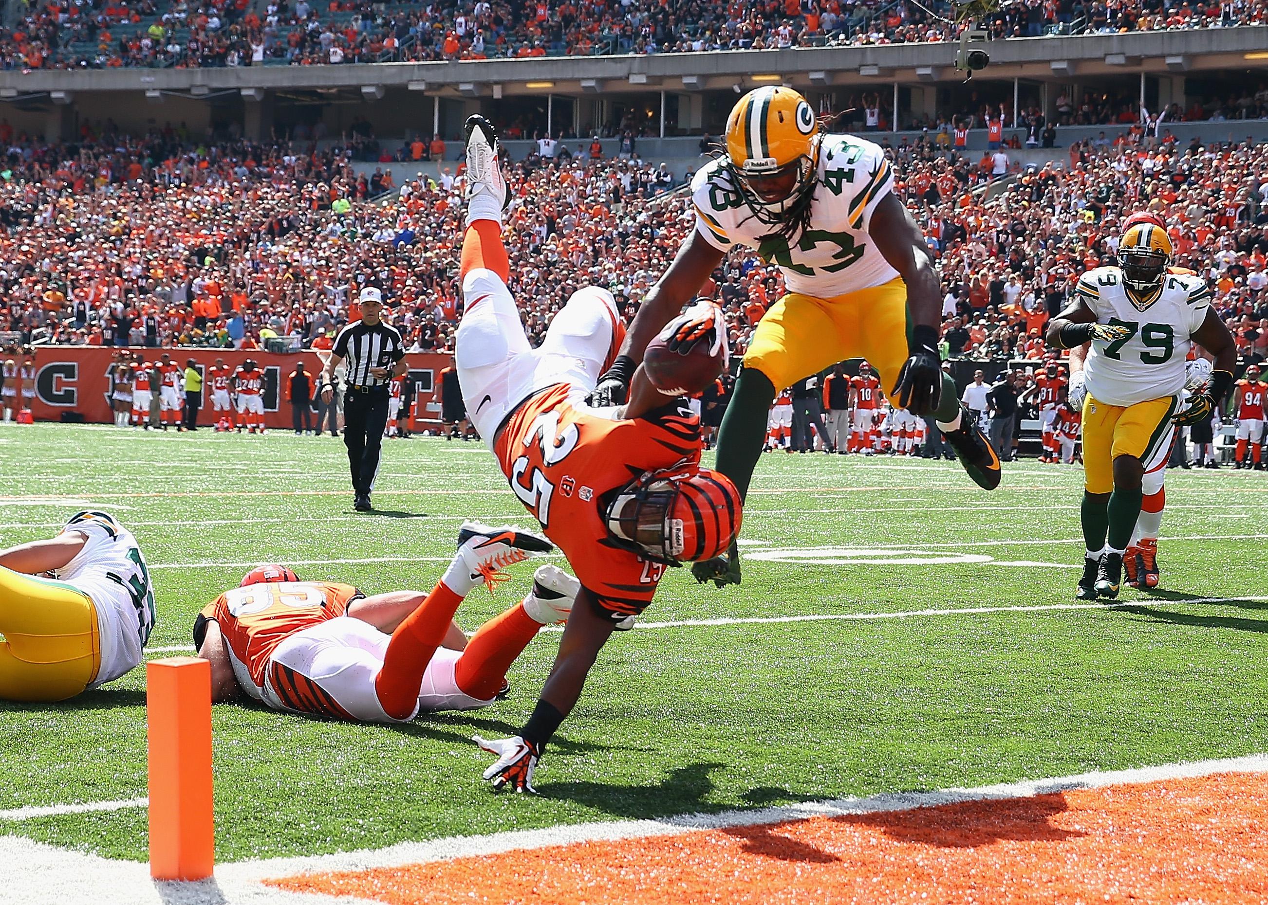 Green Bay Packers v Cincinnati Bengals
