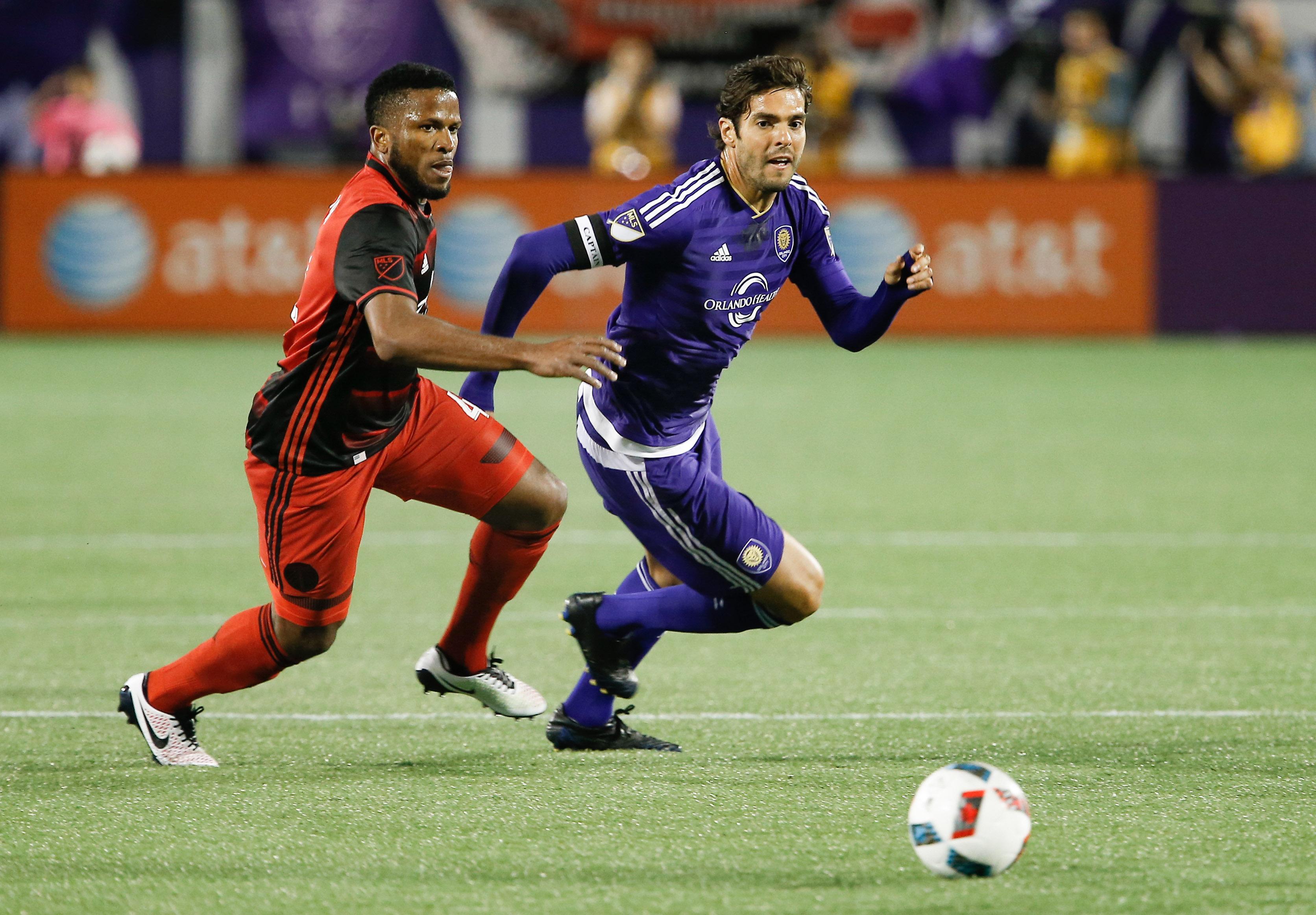 MLS: Portland Timbers at Orlando City SC