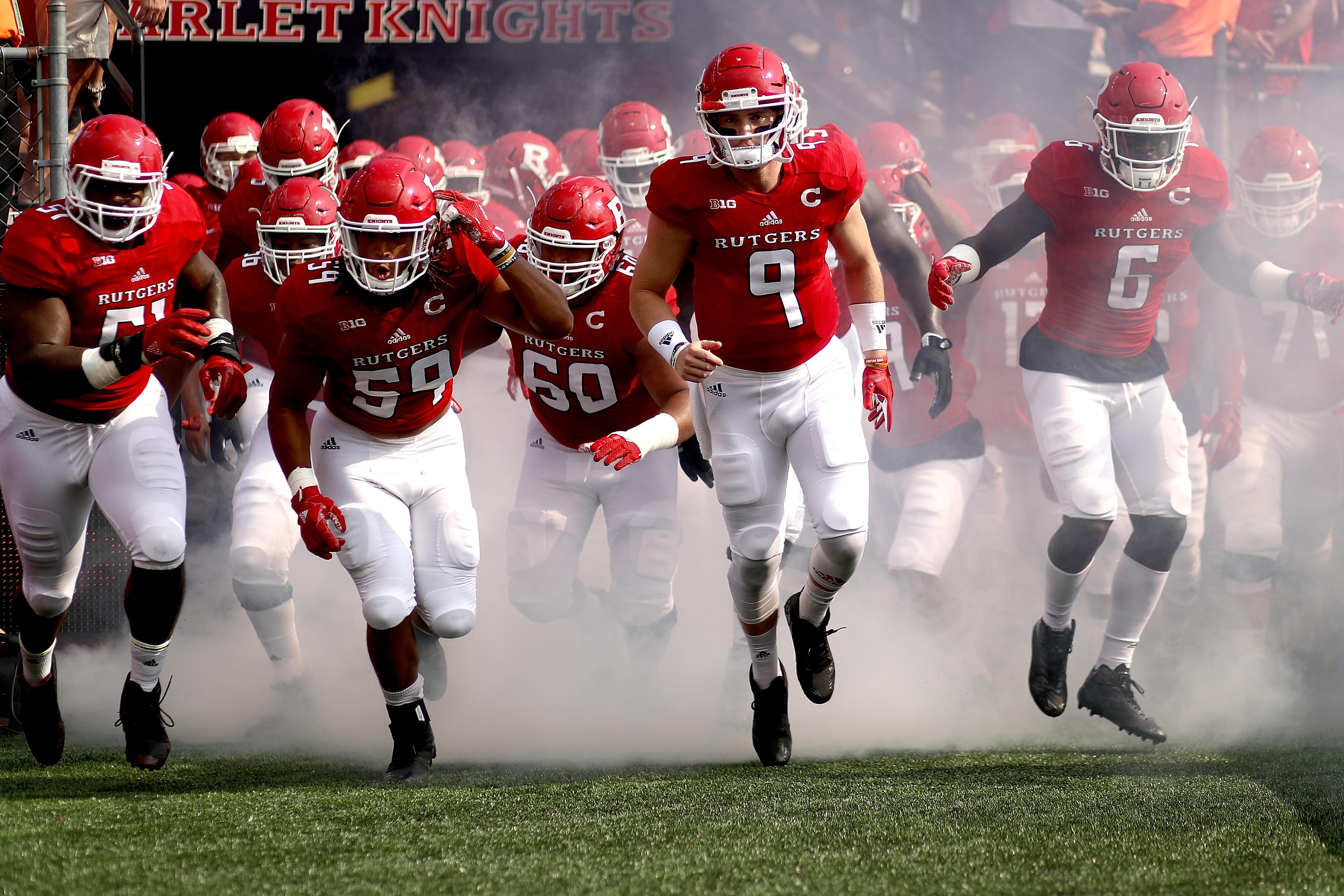 Morgan State v Rutgers