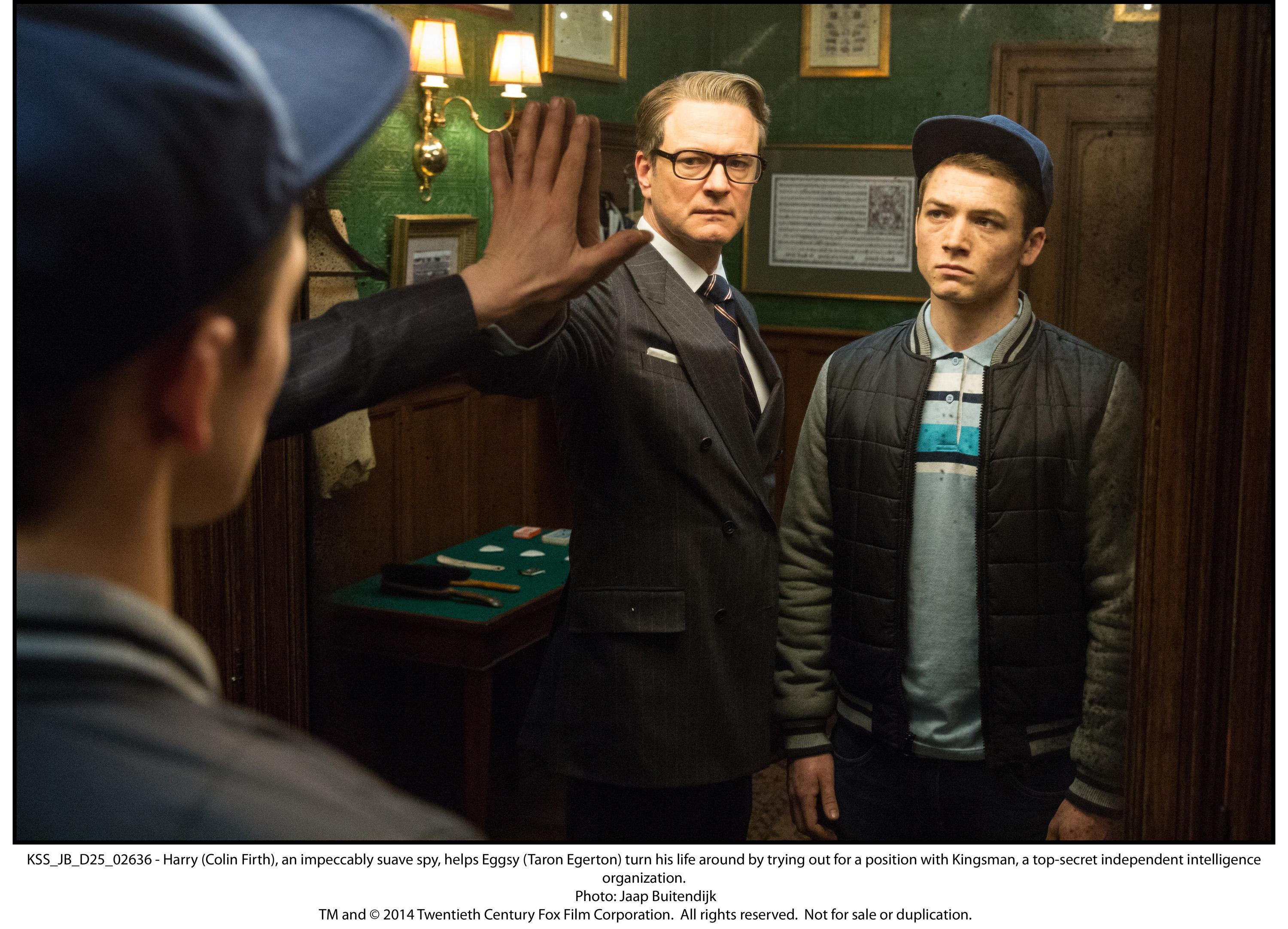 The not-so-secret conservative politics of the Kingsman movies
