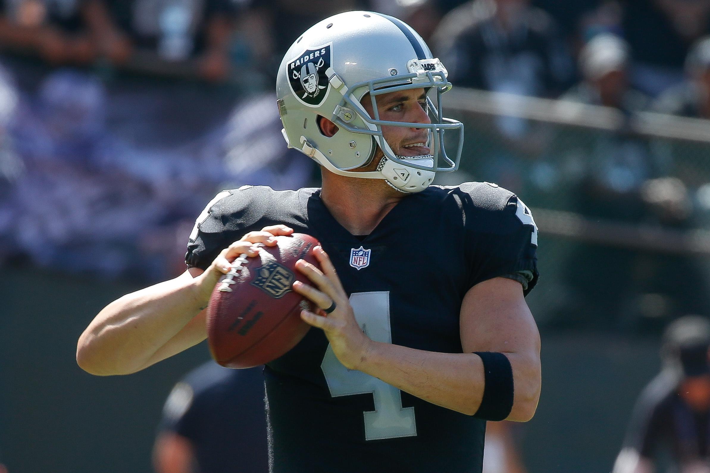 Raiders vs. Washington odds 2017: Oakland a road betting favorite for Sunday night