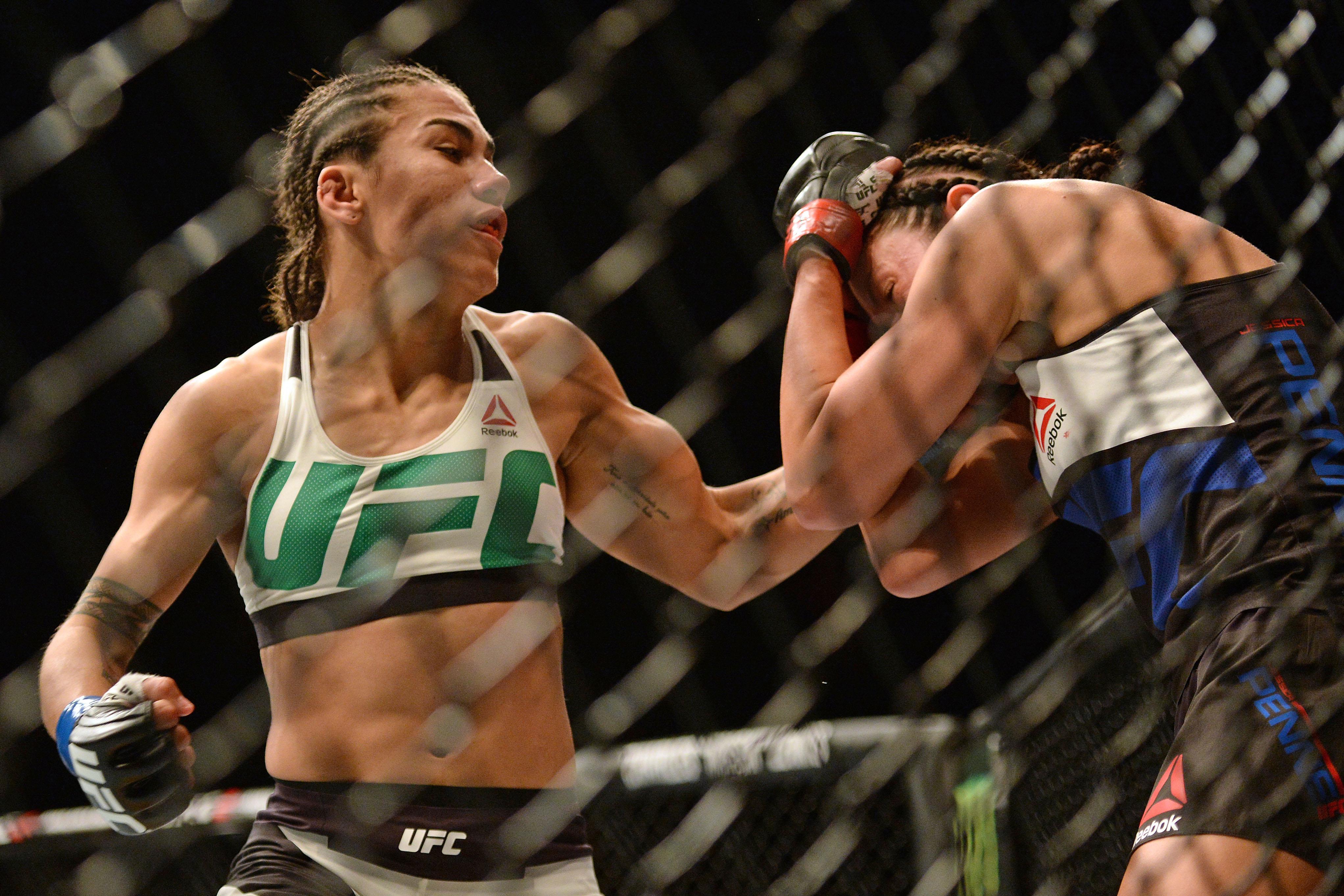 MMA: UFC 199-Andrade vs Penne