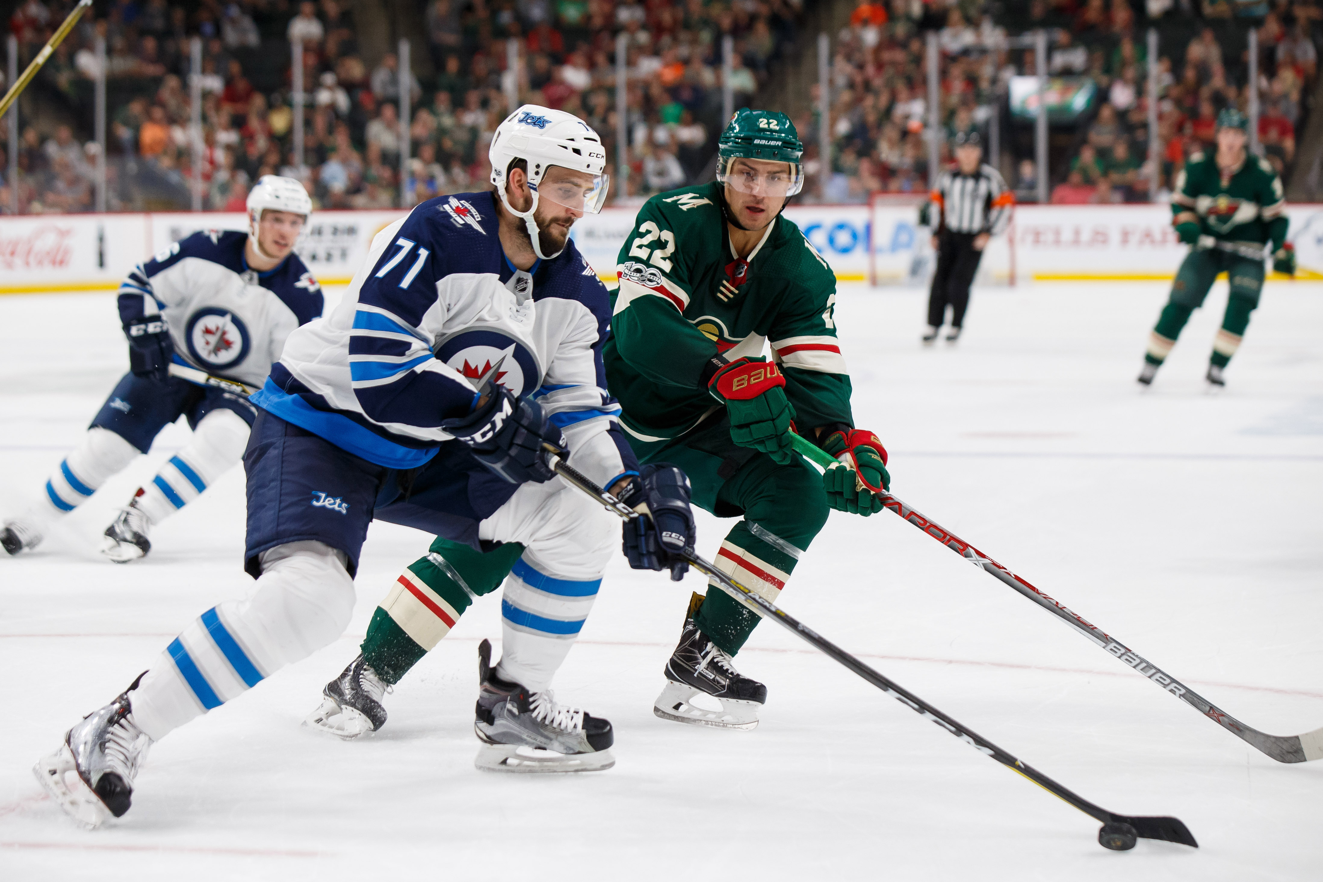 Winnipeg Jets Schedule, Roster, News, and Rumors | Arctic Ice Hockey