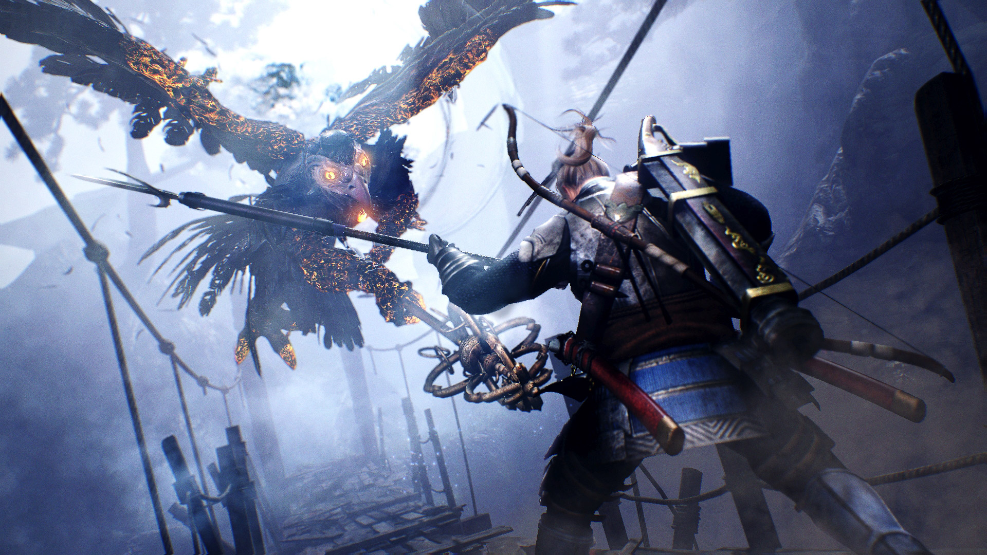 Nioh Complete Edition coming to Japan in November