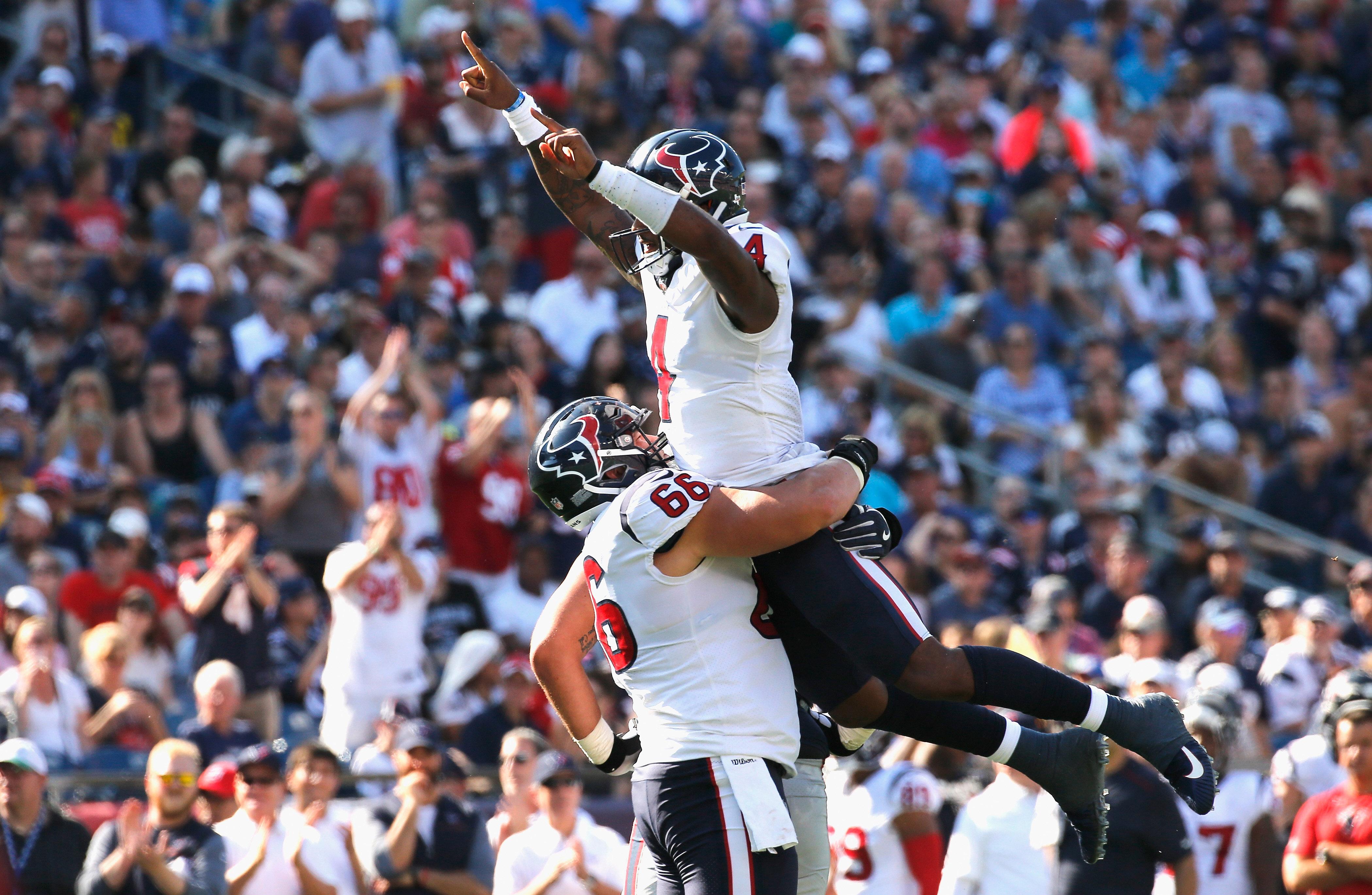 Houston Texans v New England Patriots