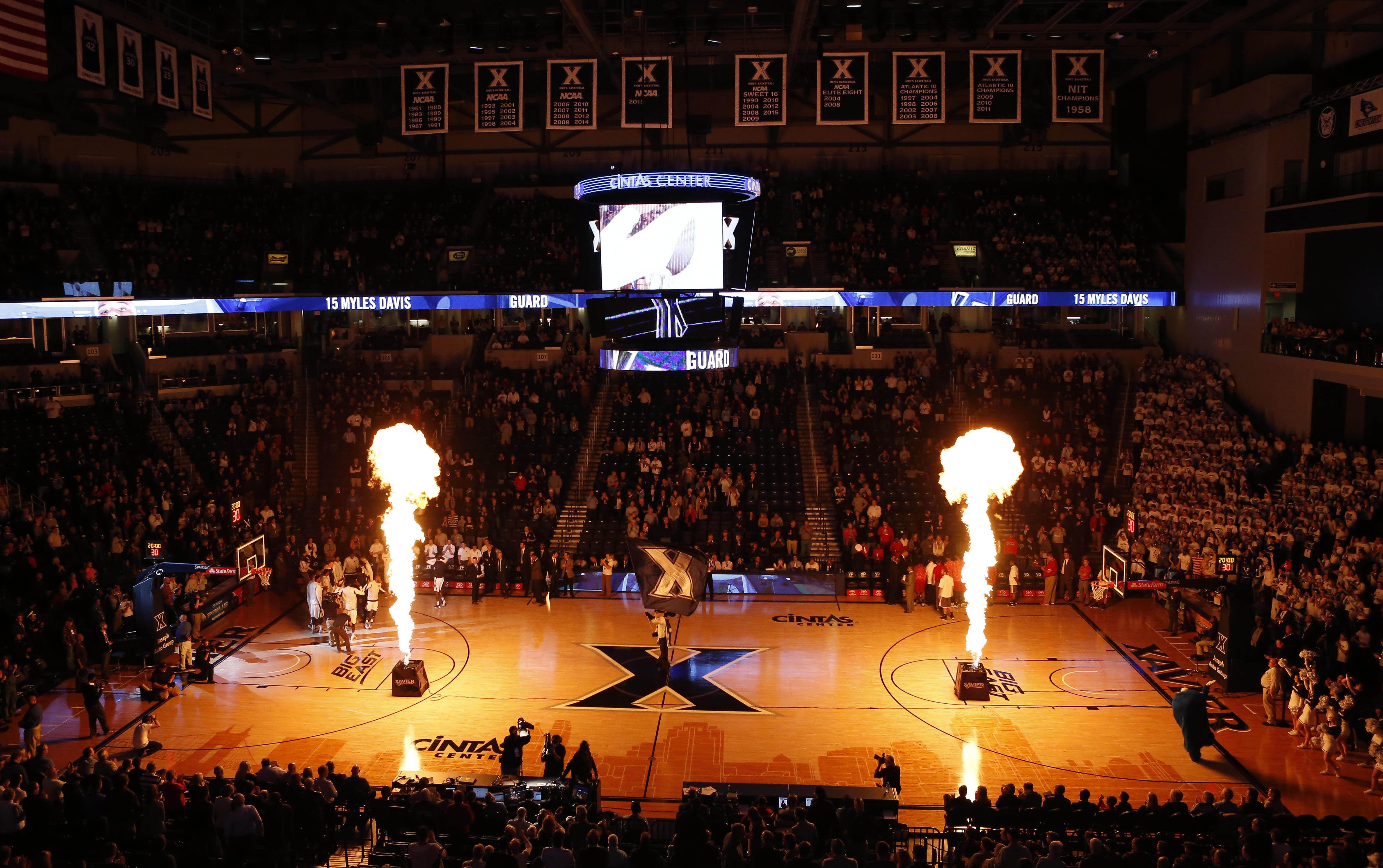 NCAA Basketball: Miami (OH) at Xavier