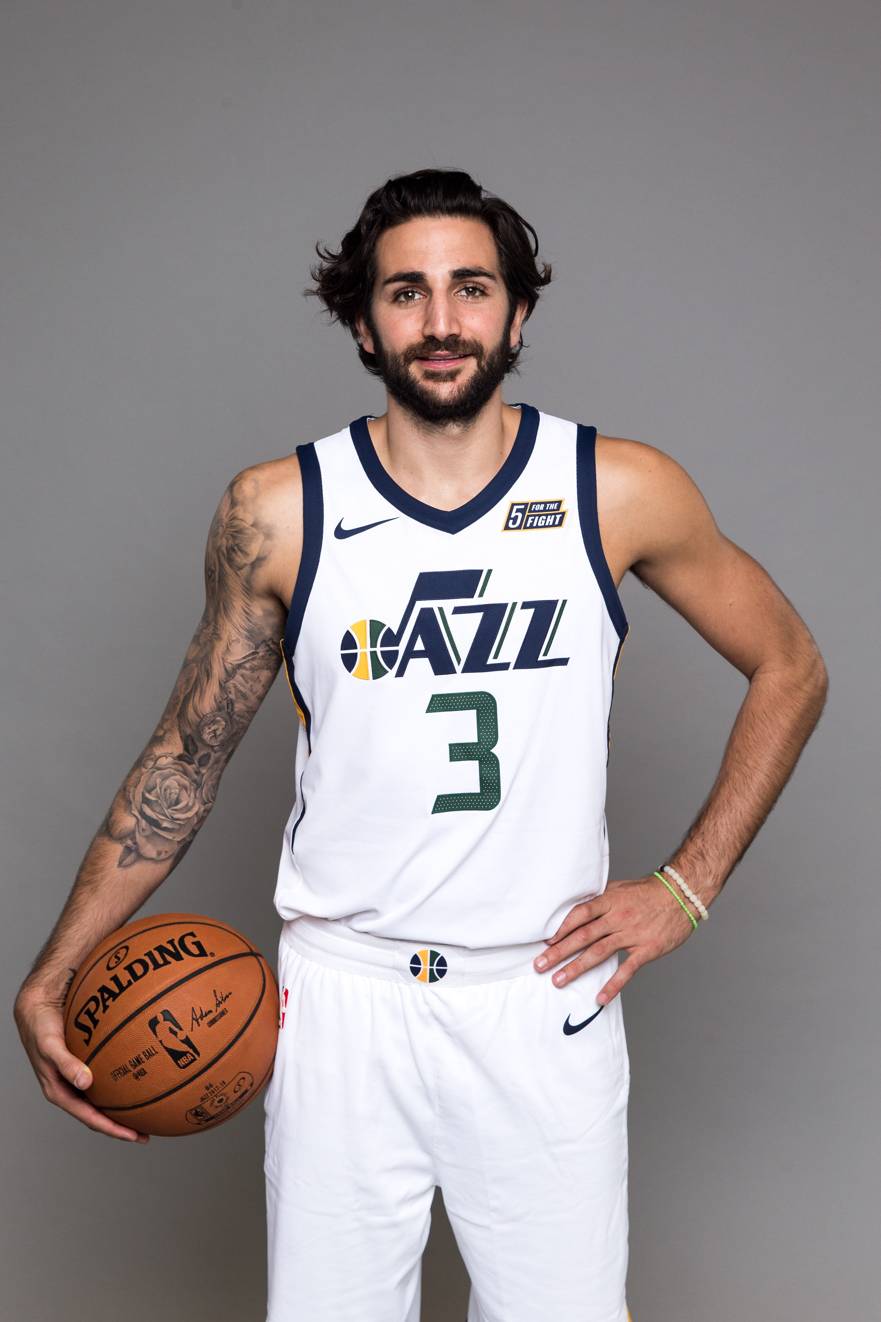 Ricky Rubio s got a new team and a new look  fe3fbaf0419d