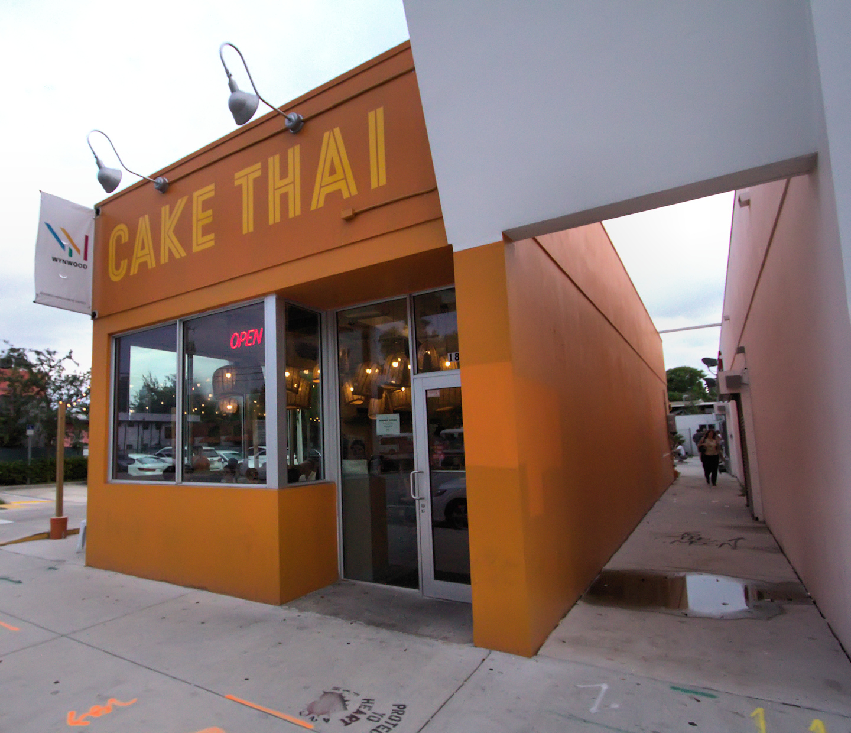 Cake Thai Wynwood Address