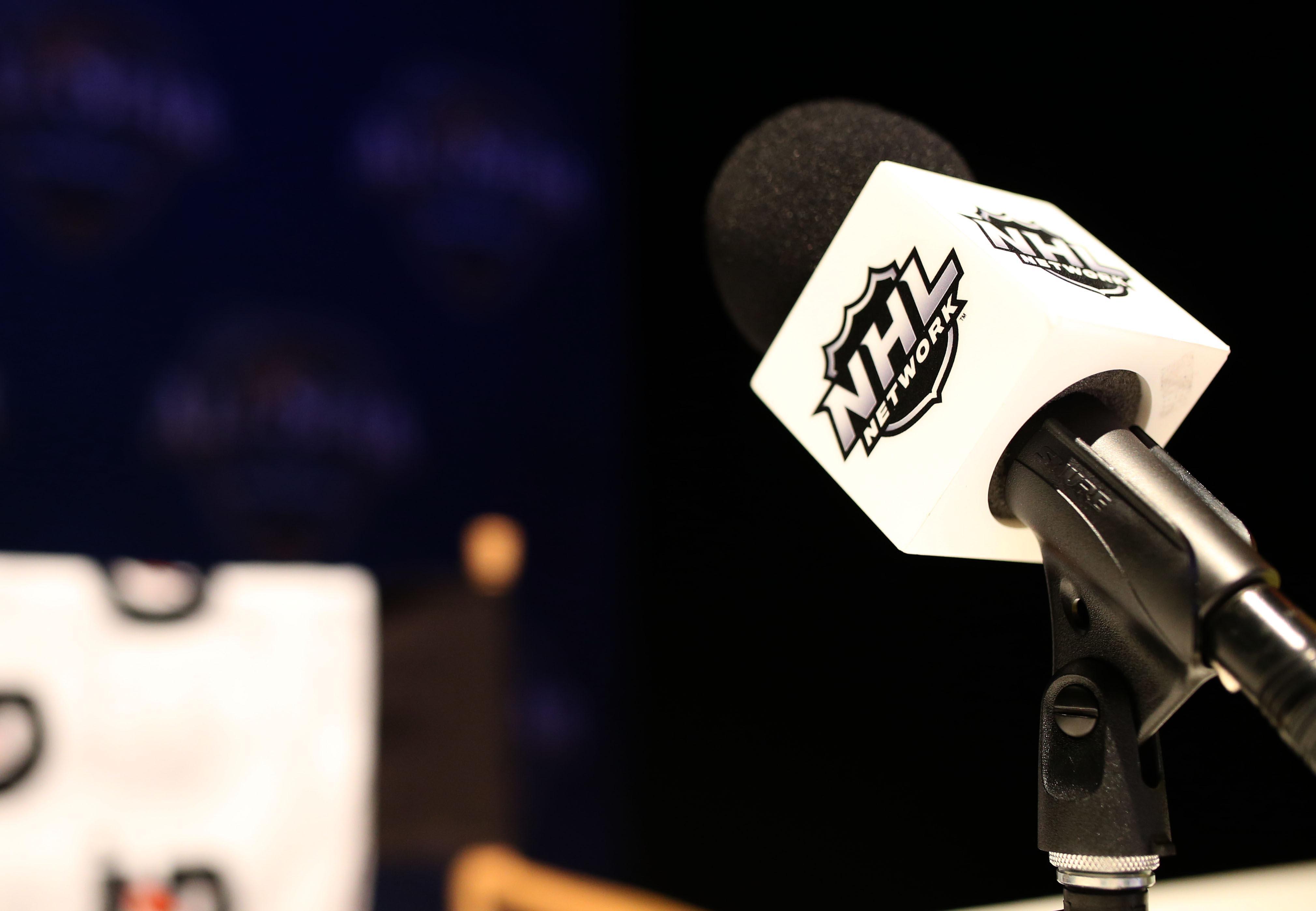 NHL: All Star Game-Media Day