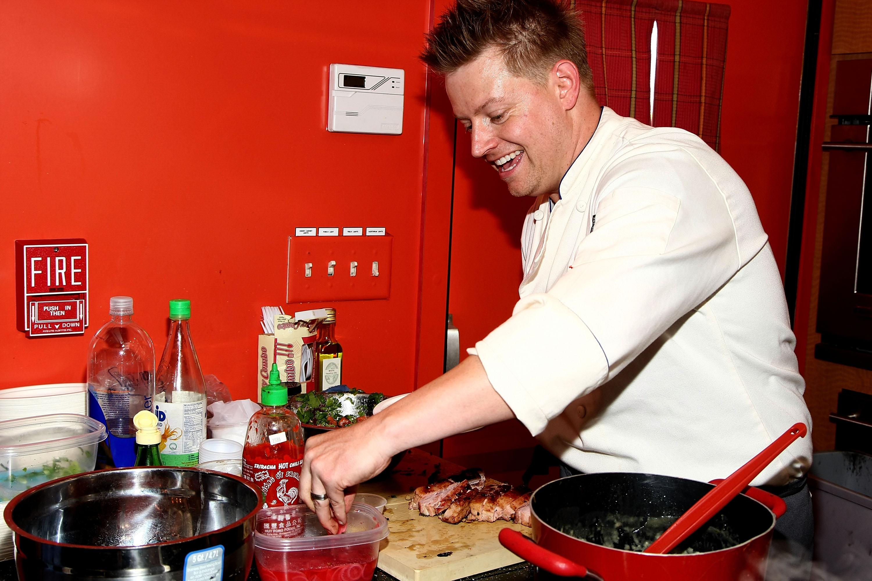 Chef Richard Blais