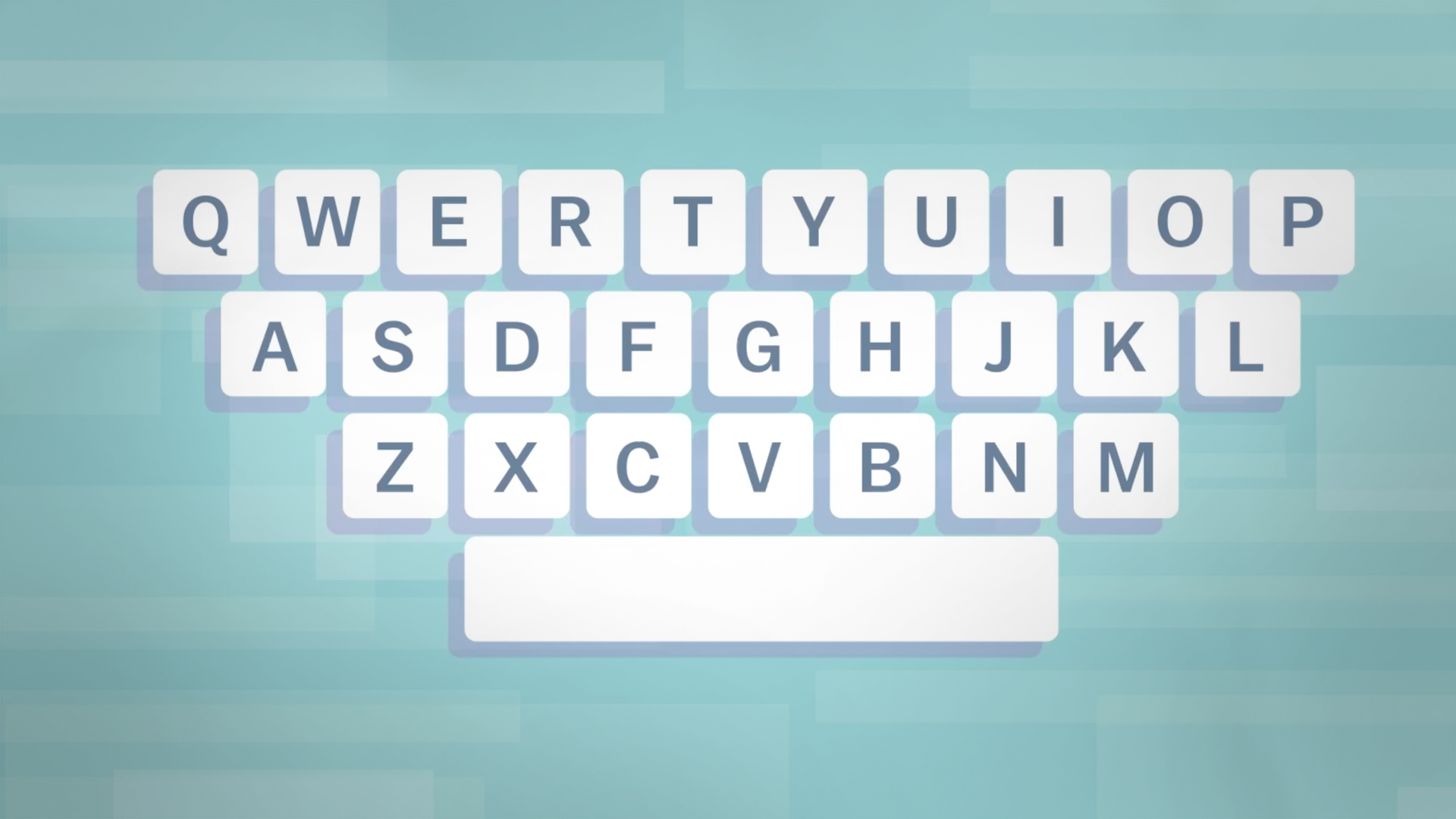 How QWERTY conquered keyboards...