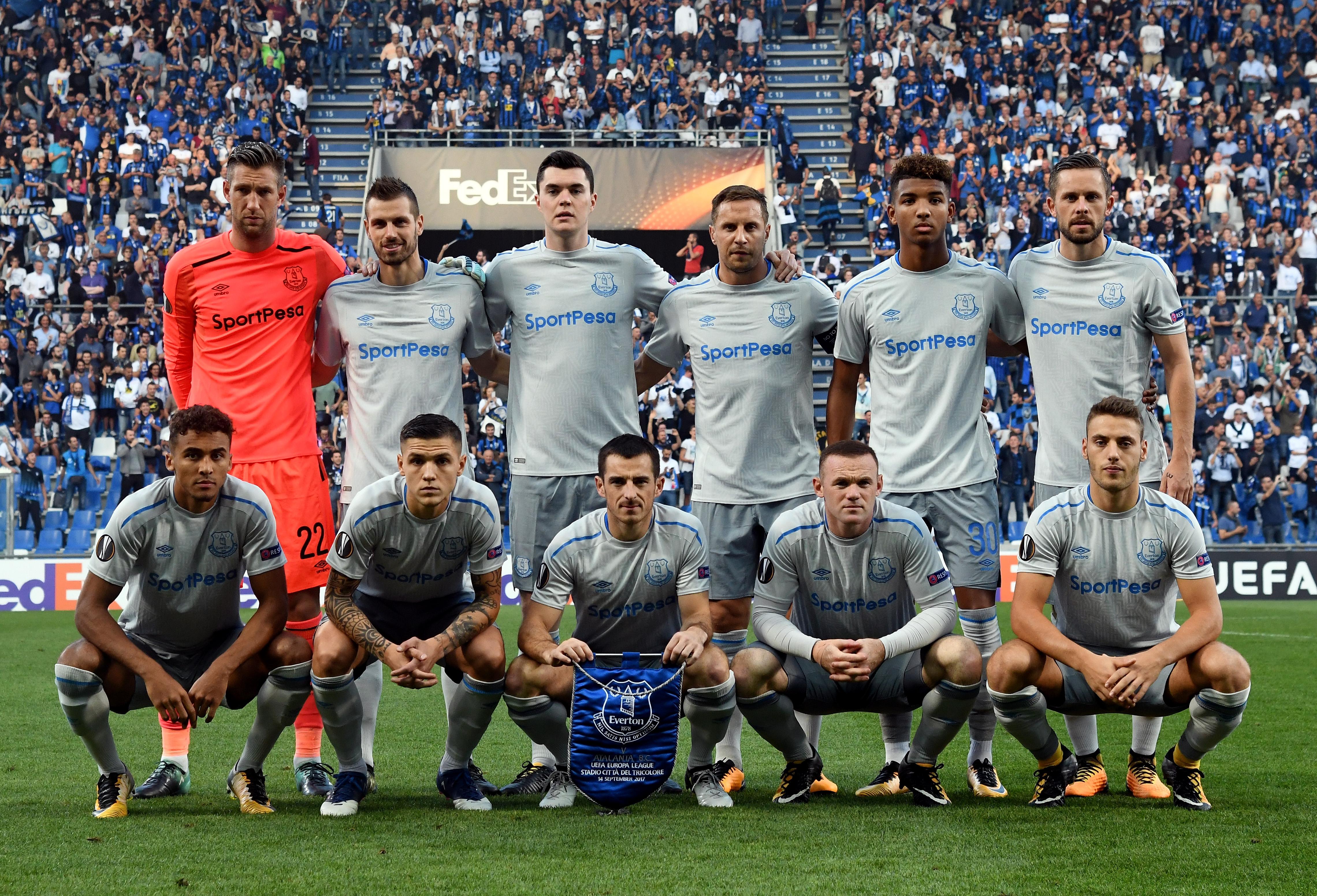 Atalanta v Everton FC - UEFA Europa League