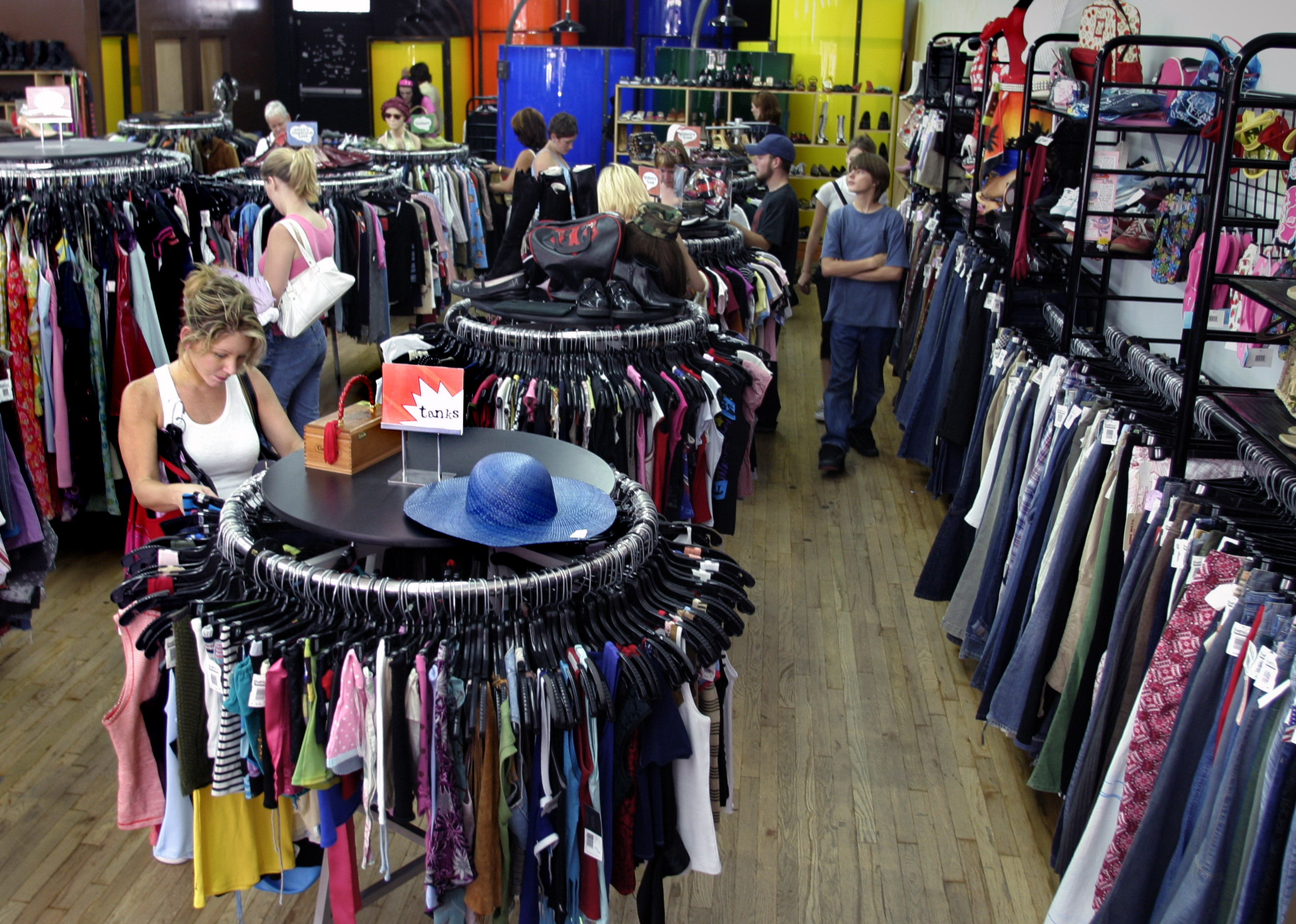 46755ee89 Why Trying to Resell Your Clothes Is Always So Damn Embarrassing - Racked