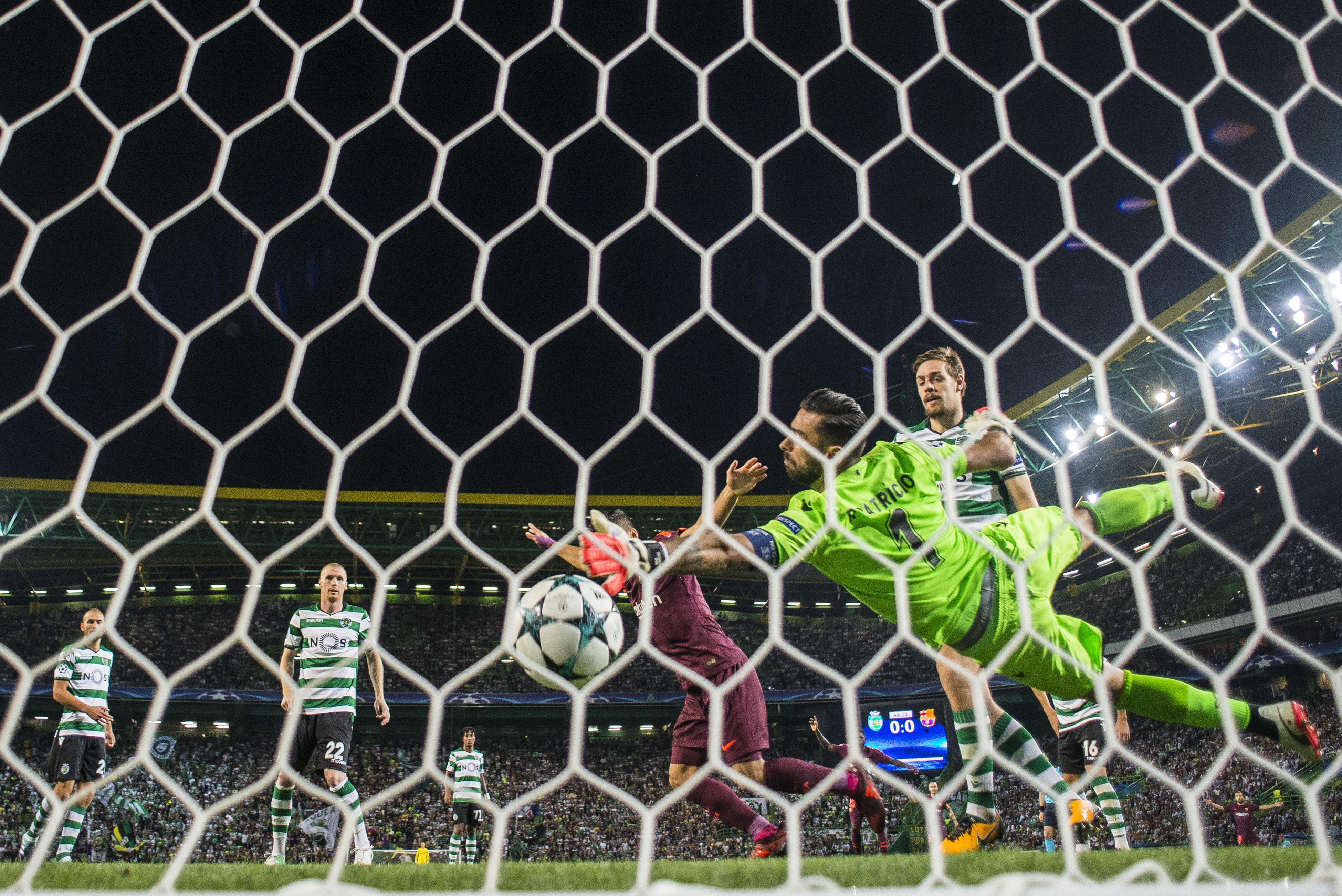 Sporting Lisbon 0-1 Barcelona, 2017 Champions League: Match Review