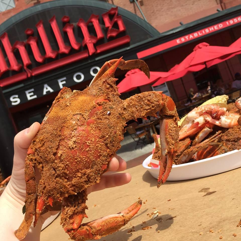 Iconic Seafood Chain Lands Prime Logan Circle Spot