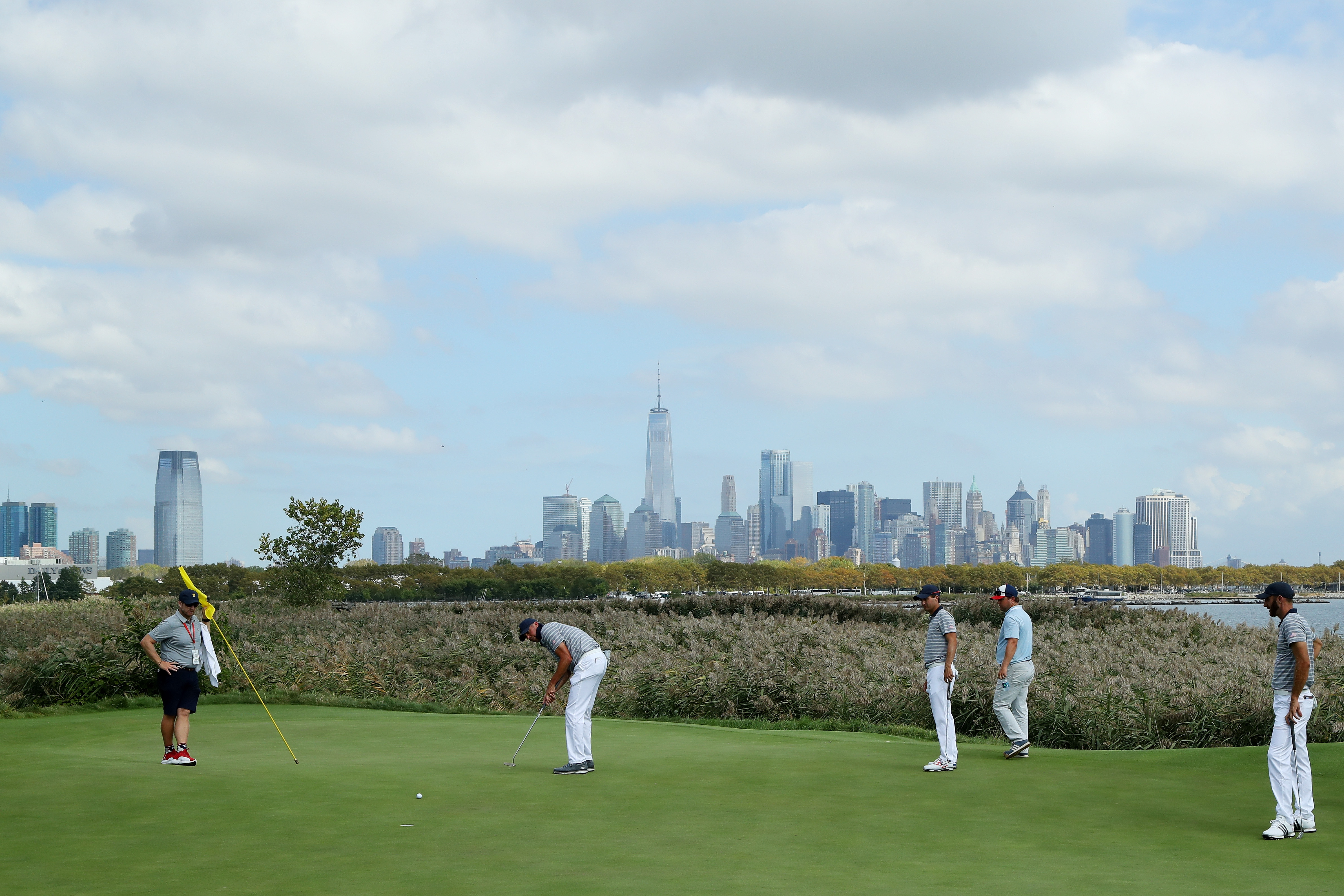 The Presidents Cup - Preview Day 3