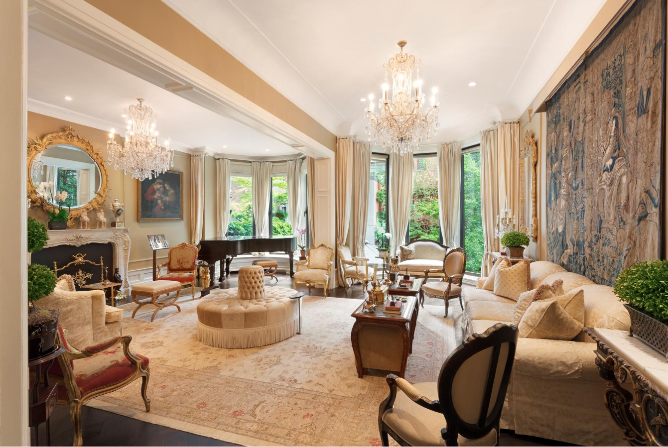 Nyc celebrity homes curbed ny for High end real estate nyc