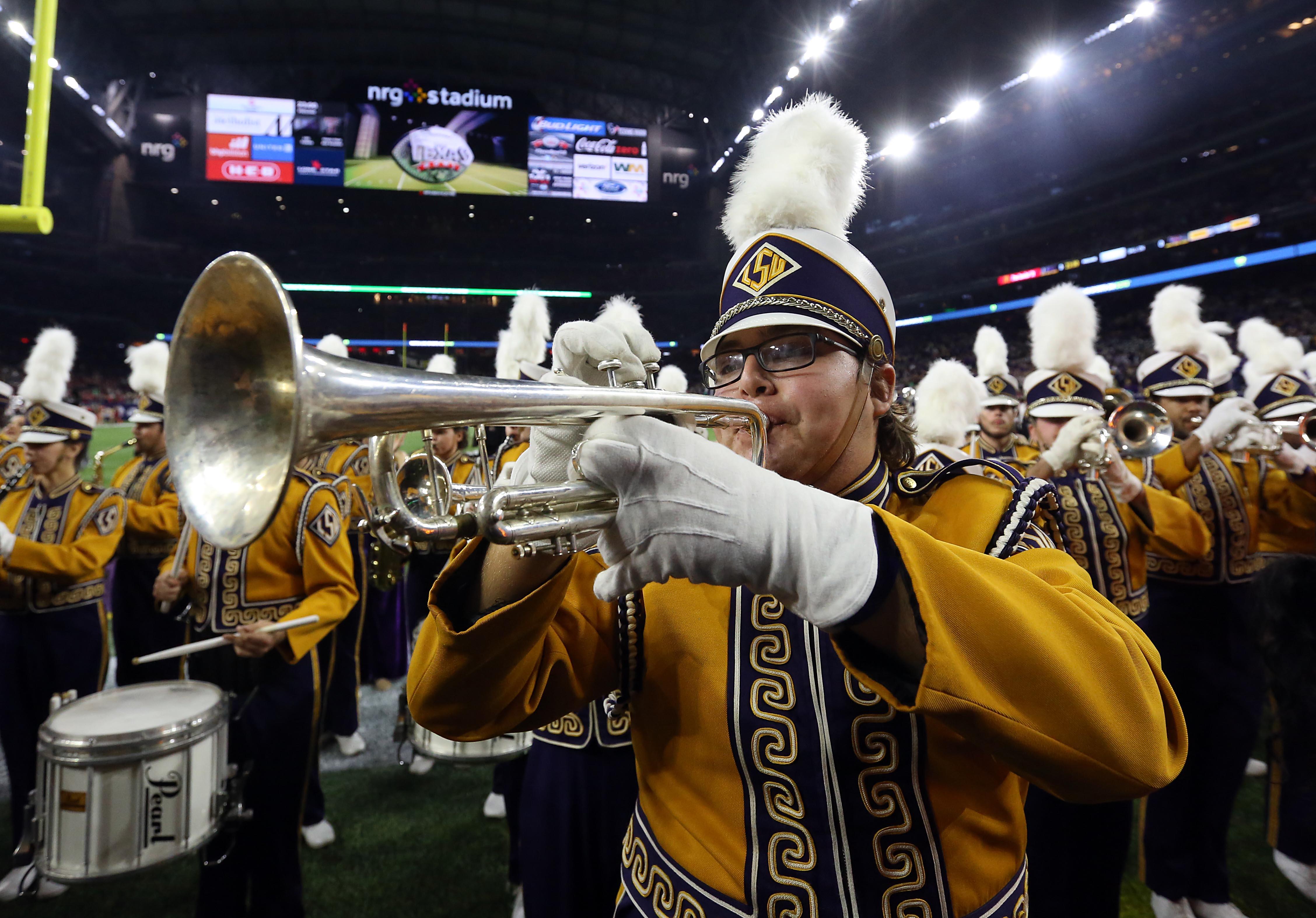 NCAA Football: Texas Bowl-Louisiana State vs Texas Tech