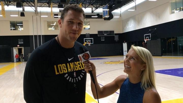 Luke Walton, Los Angeles Lakers