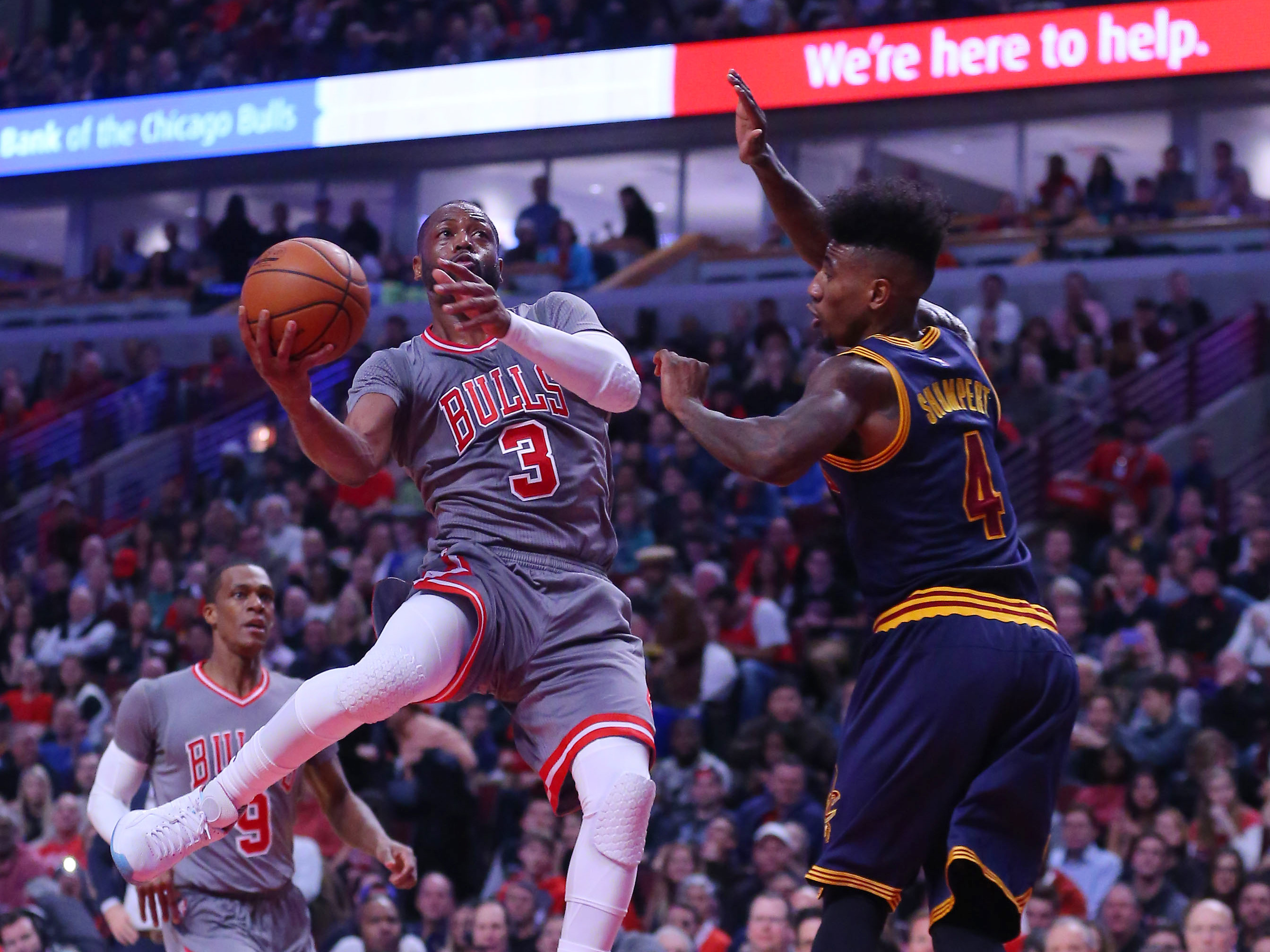 NBA: Cleveland Cavaliers at Chicago Bulls
