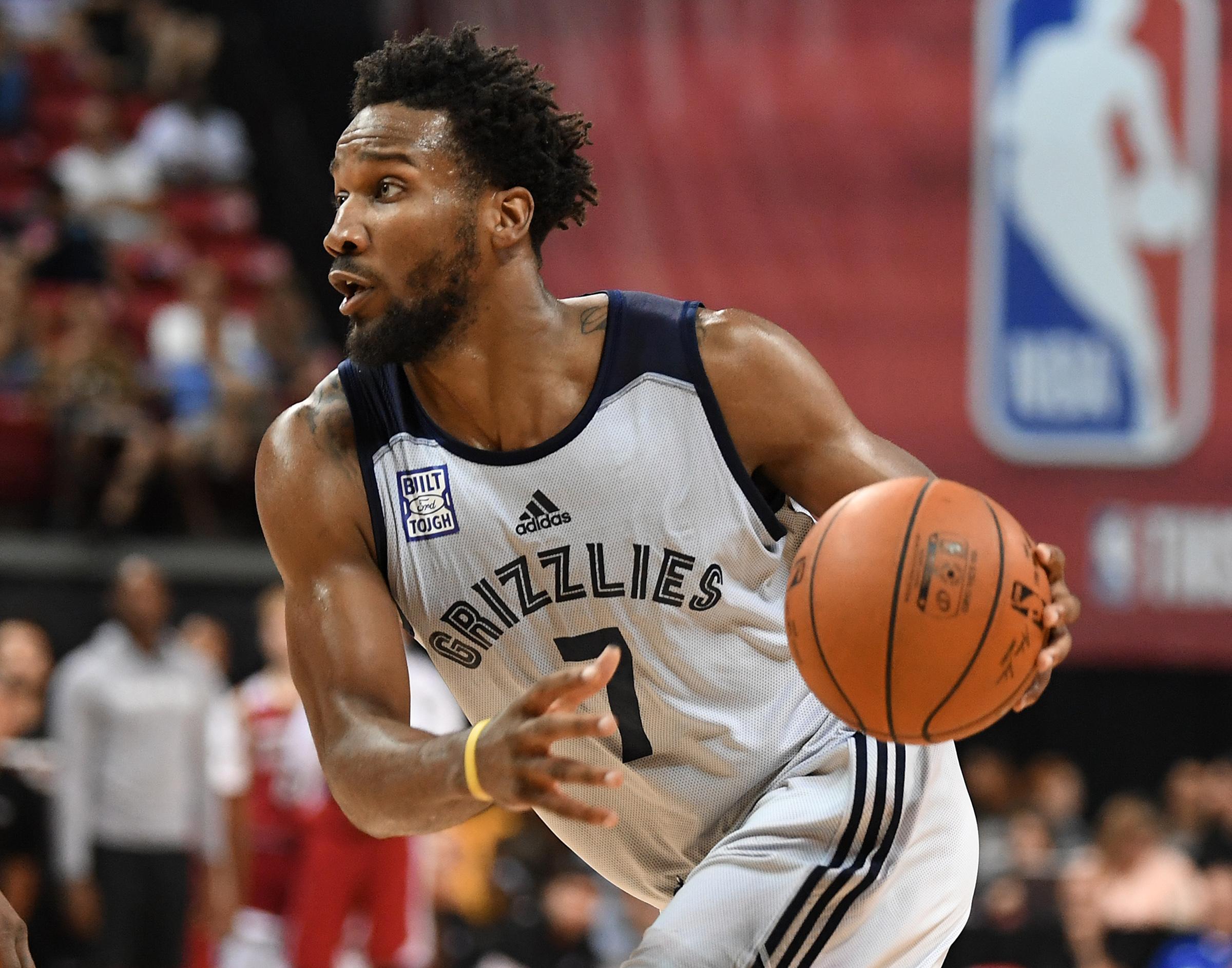 NBA: Summer League-Miami Heat at Memphis Grizzlies