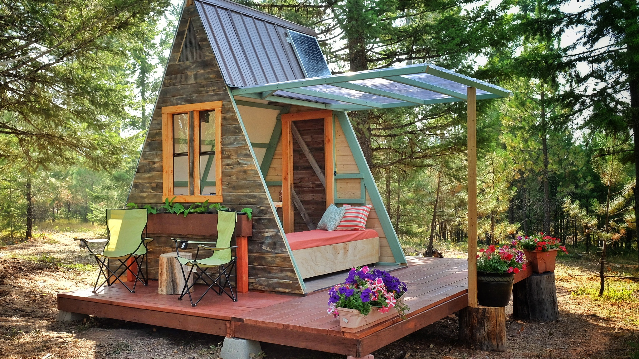 tiny homes curbed