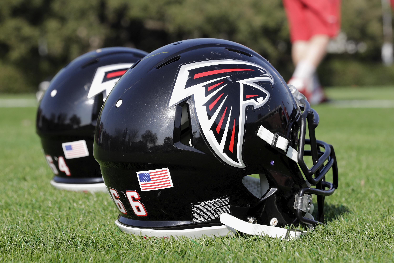 Atlanta Falcons Practice