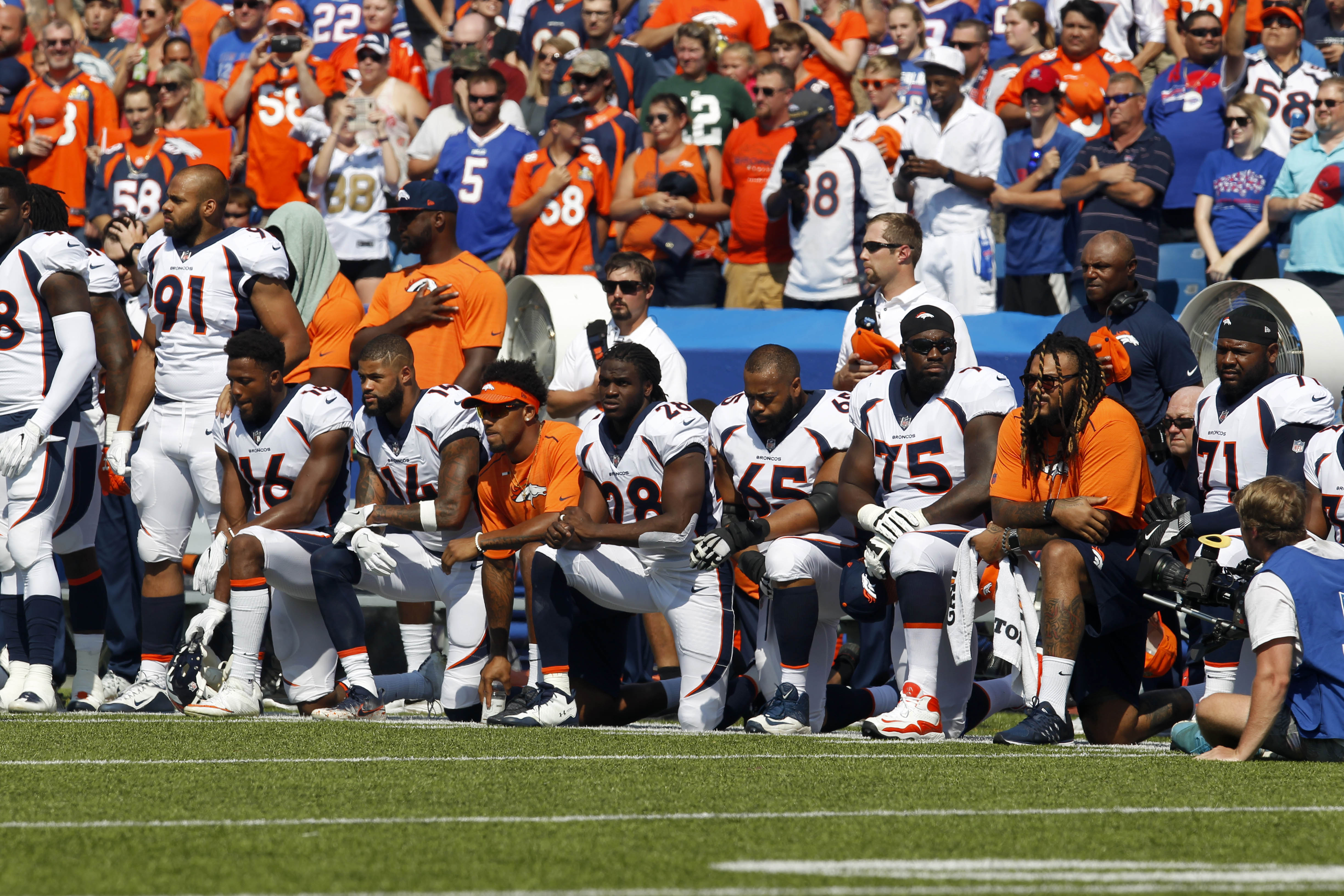 2b3d1835b Everything you need to know about NFL protests during the national anthem