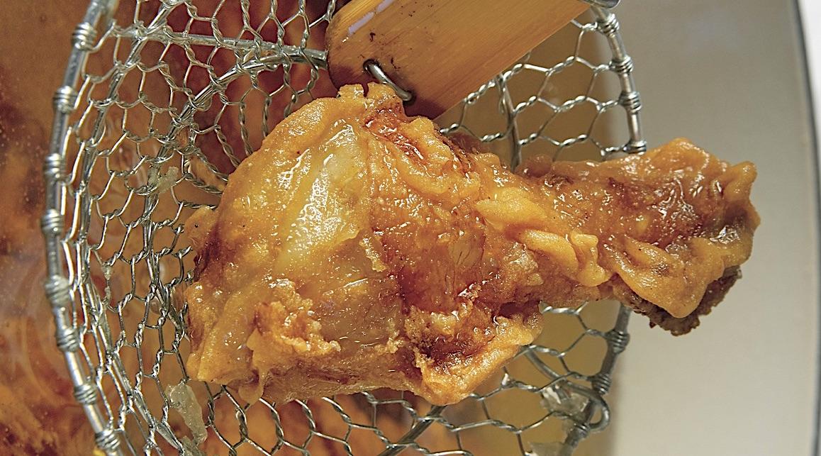 Recipe: Federal Donuts' Crispy, Crunchy Fried Chicken