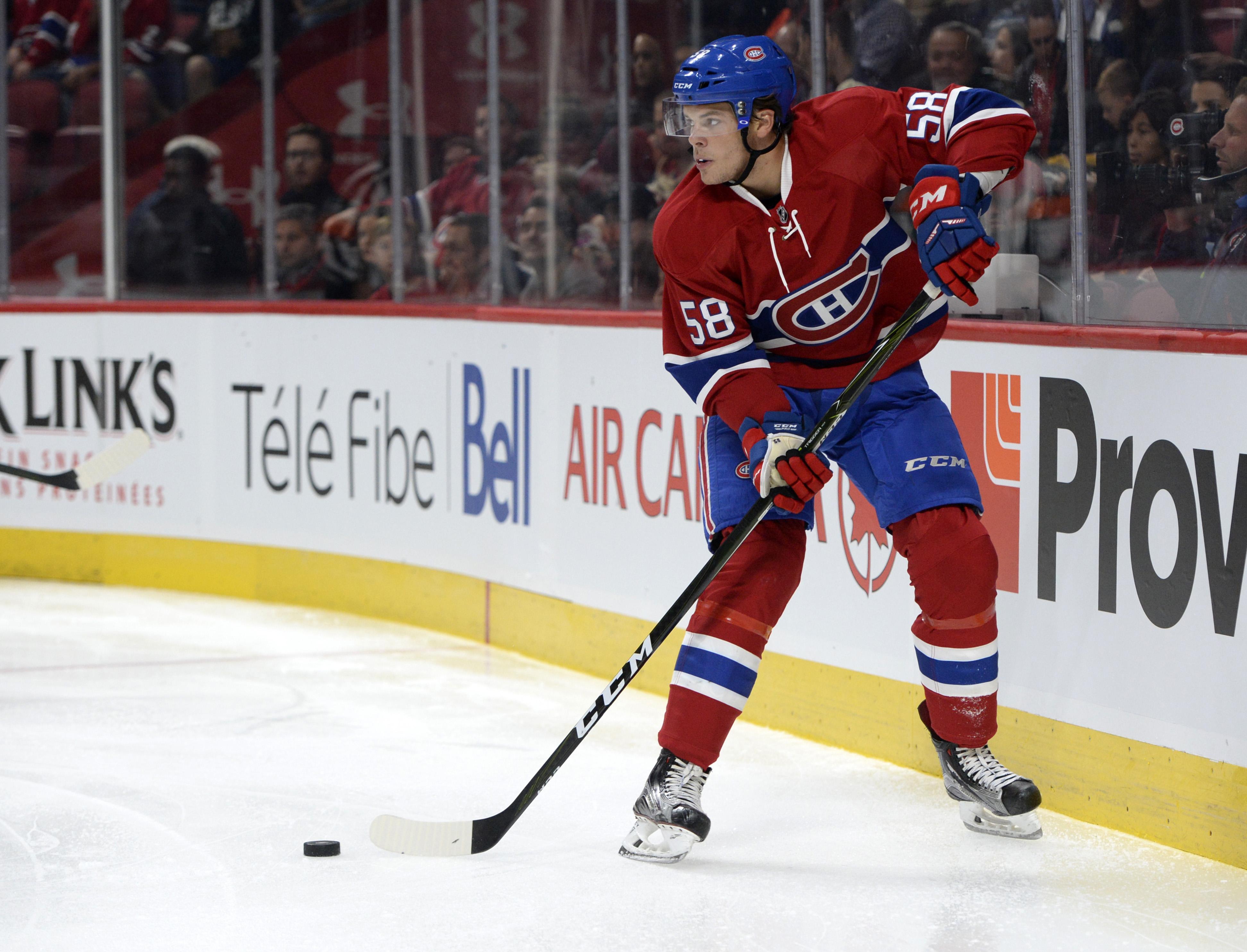 NHL: Preseason-New Jersey Devils at Montreal Canadiens
