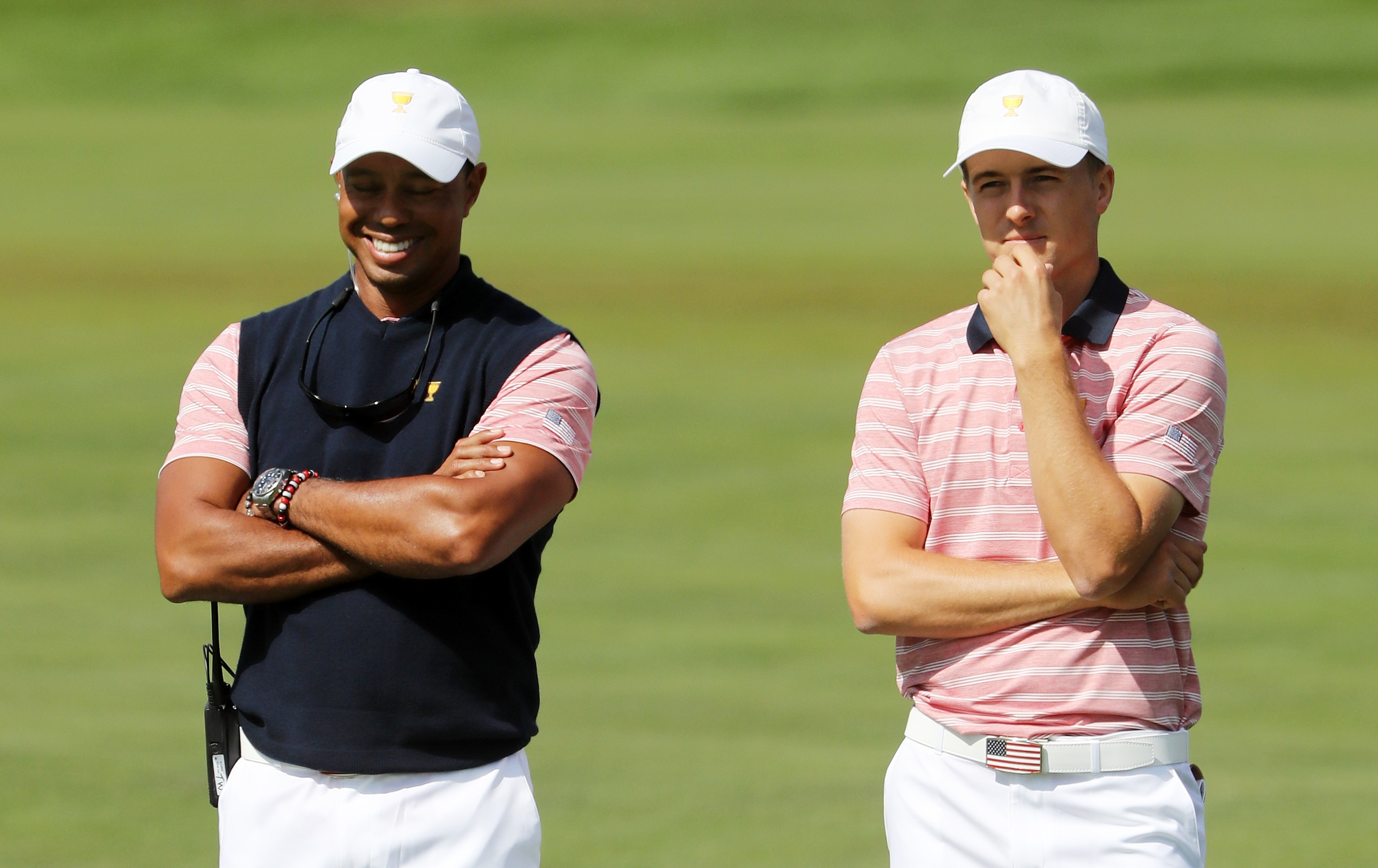 The Presidents Cup - Round Two