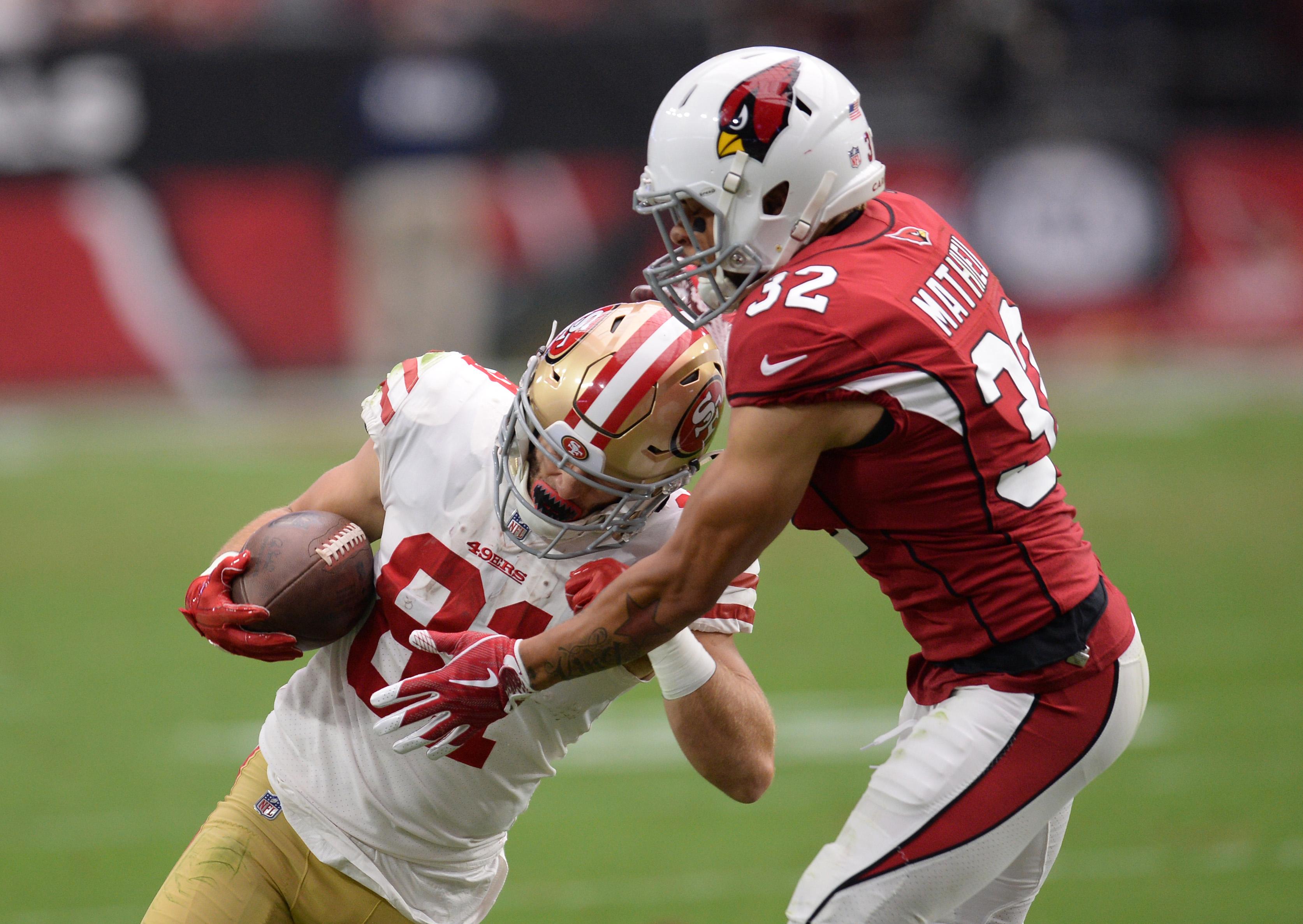 NFL: San Francisco 49ers at Arizona Cardinals