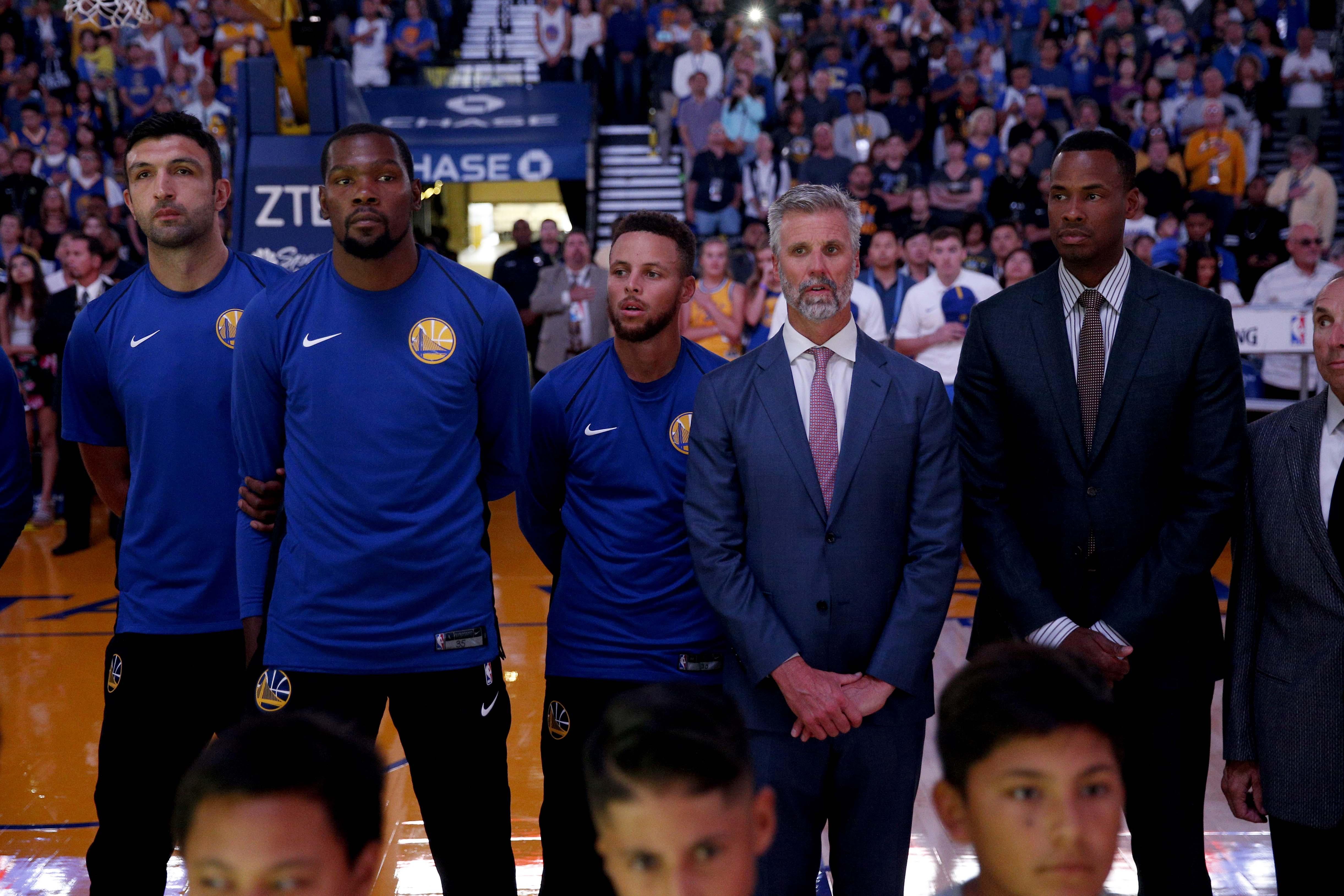 NBA: Preseason-Denver Nuggets at Golden State Warriors