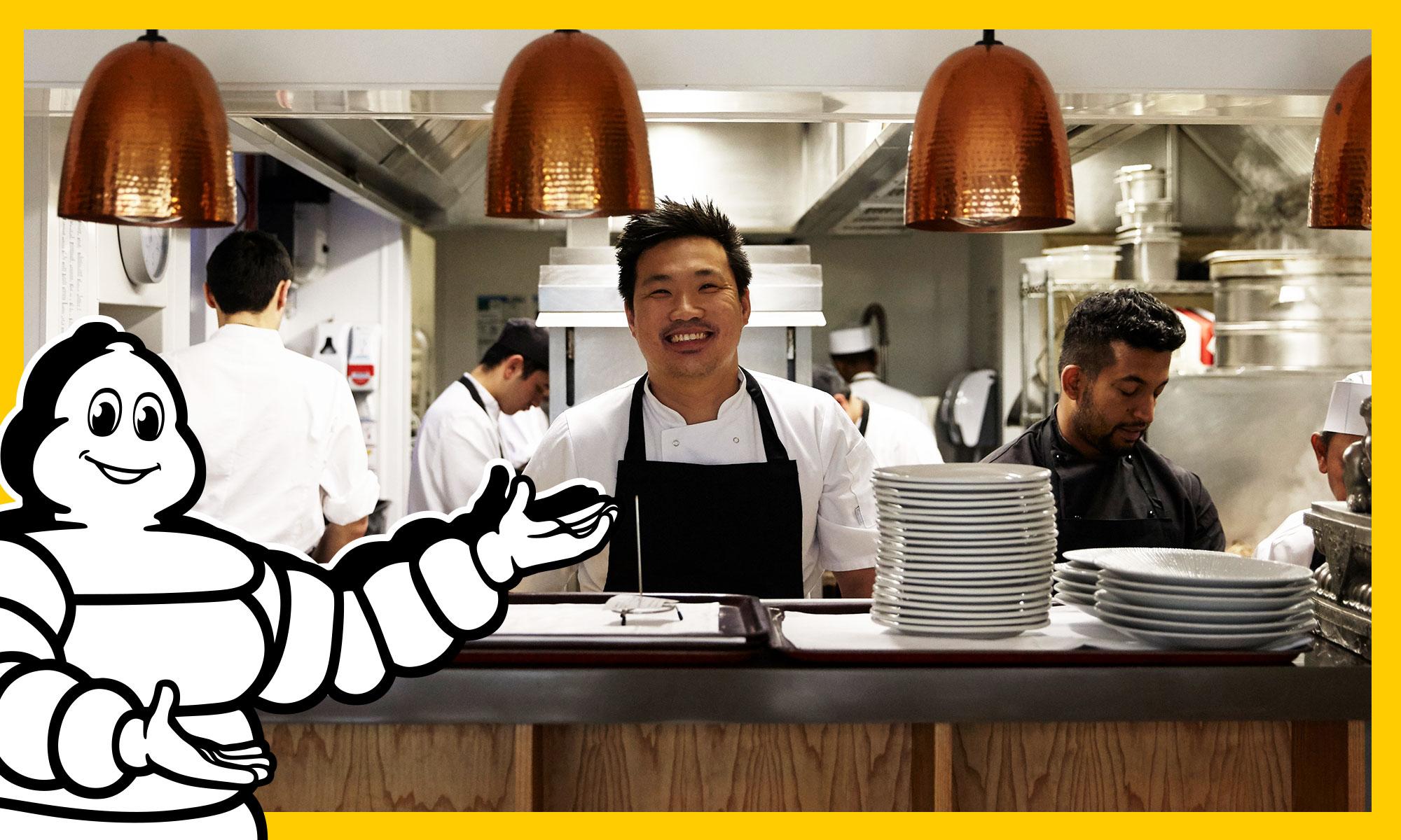 London Michelin Restaurants - Eater London