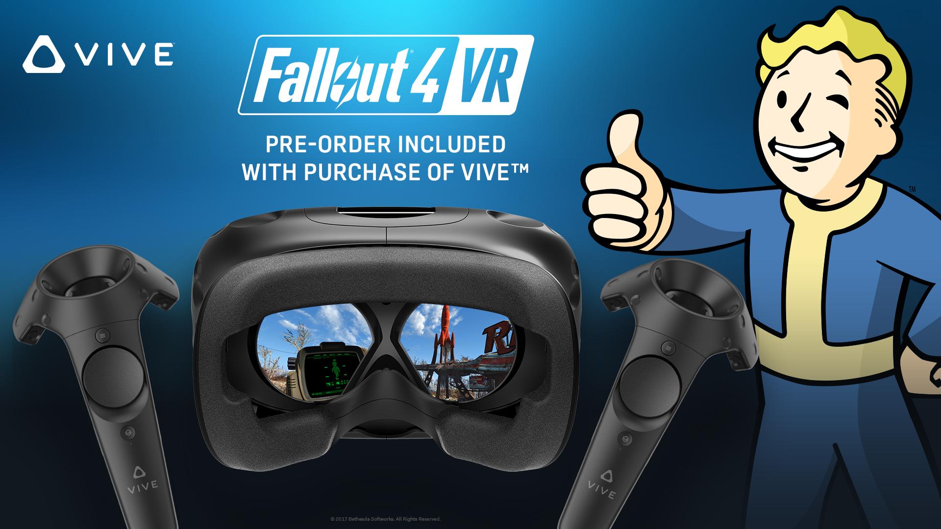Fallout VR bundle