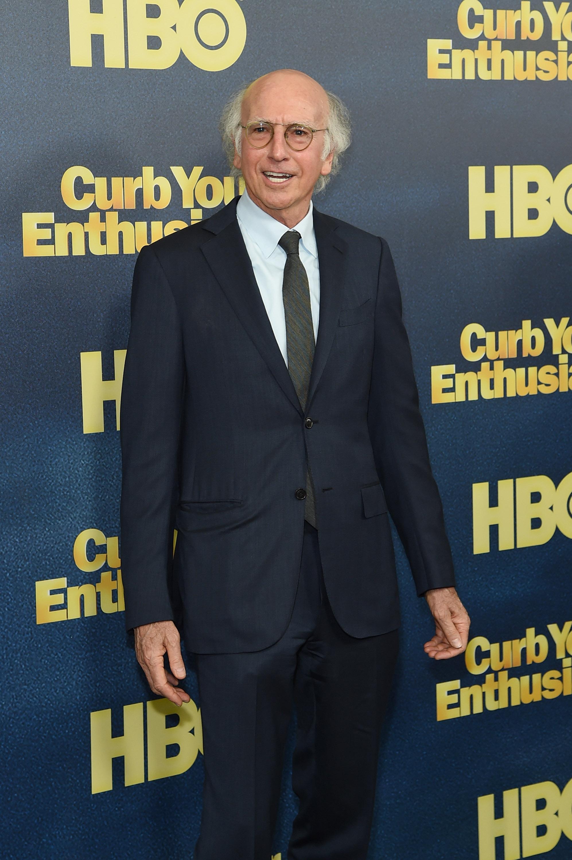 'Curb Your Enthusiasm' Season 9 Premiere - Arrivals