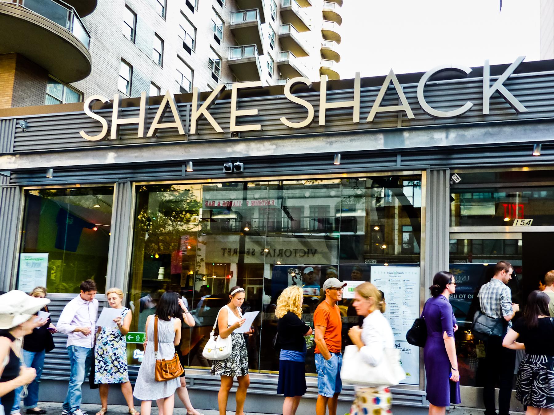 Shake Shack Upper East Side