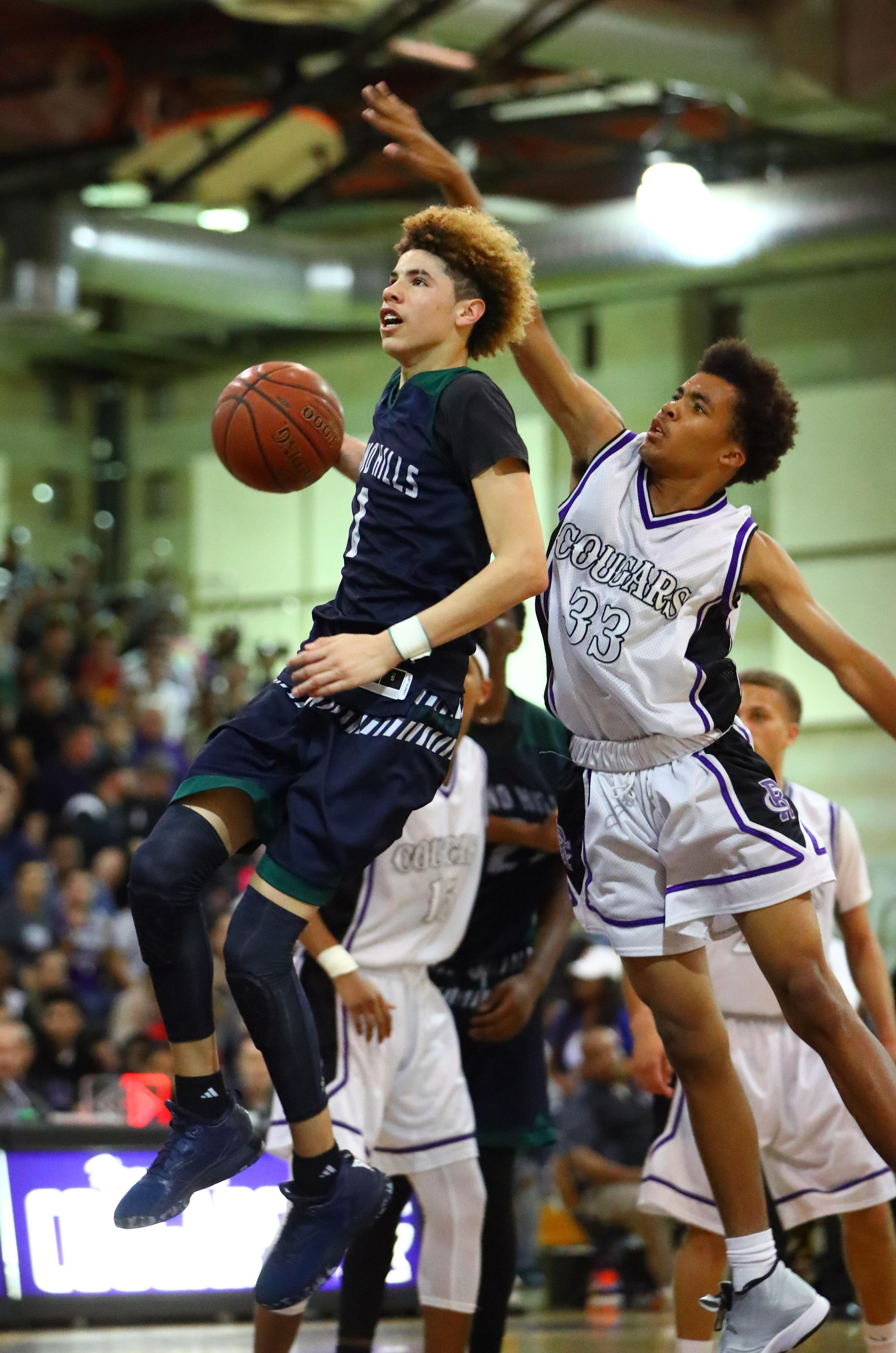 High School Basketball: Chino Hills at Rancho Cucamonga