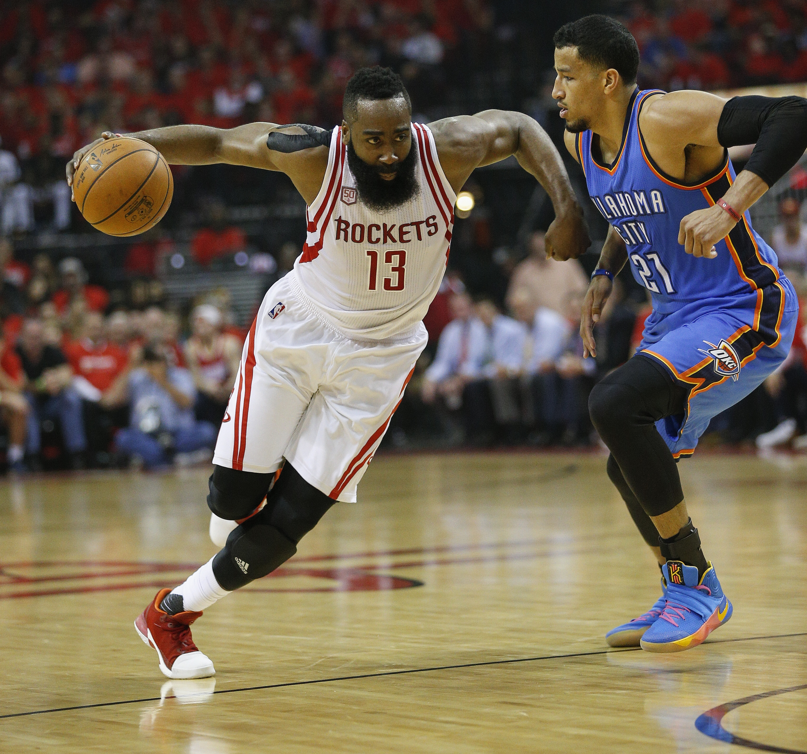 Rockets Vs Okc Game 6: Welcome To Loud City, An Oklahoma City Thunder Community