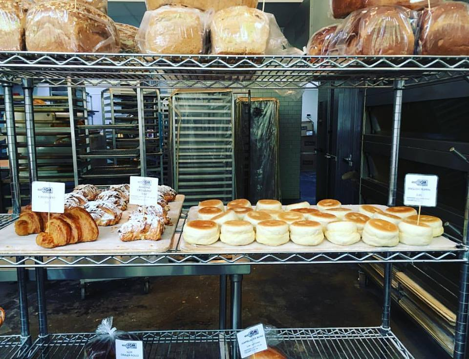 Inside TGM Bread.