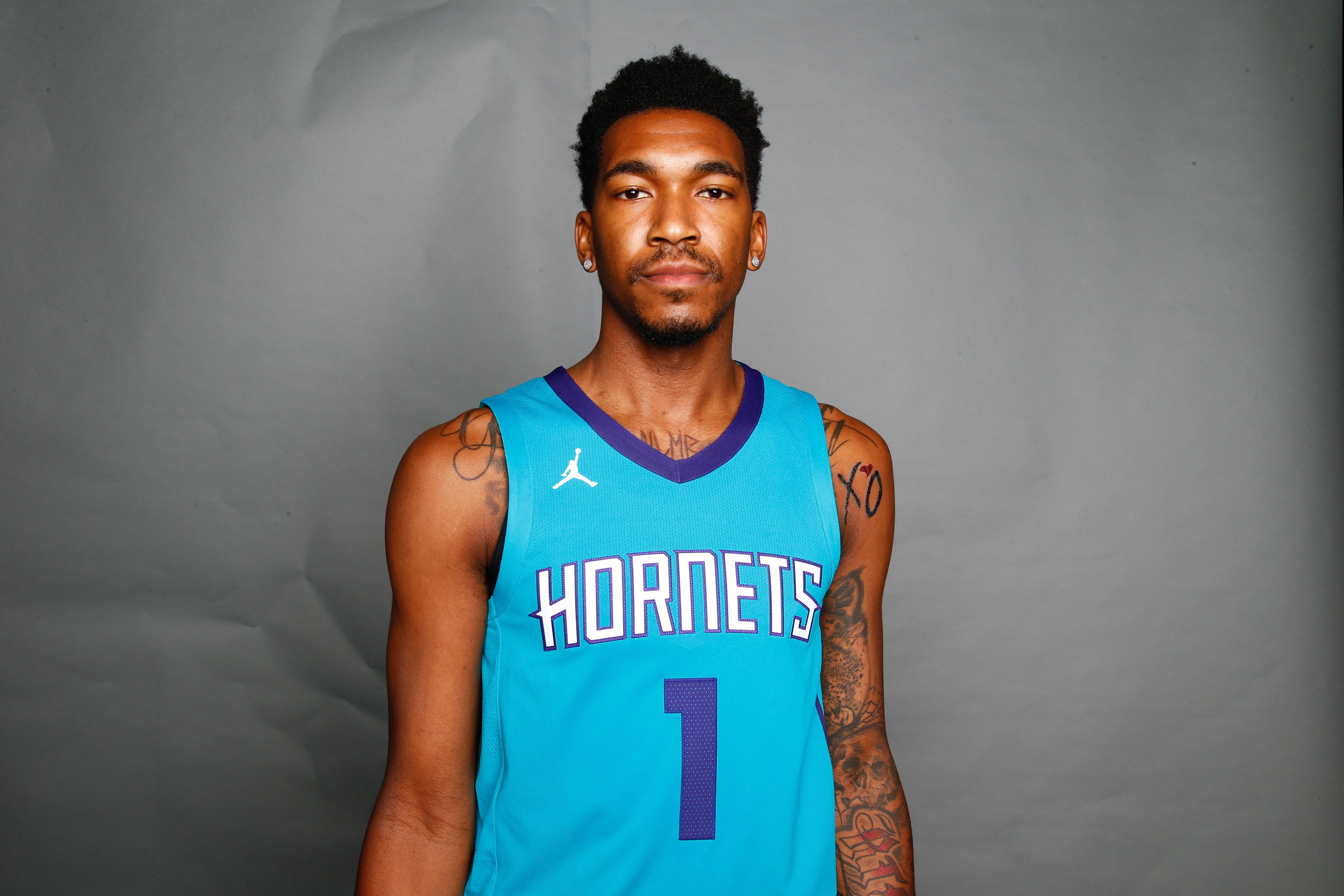 NBA: Charlotte Hornets-Media Day