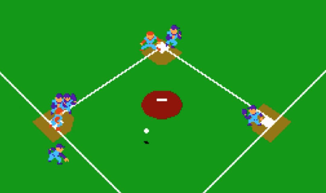 baseball speedrun on nes