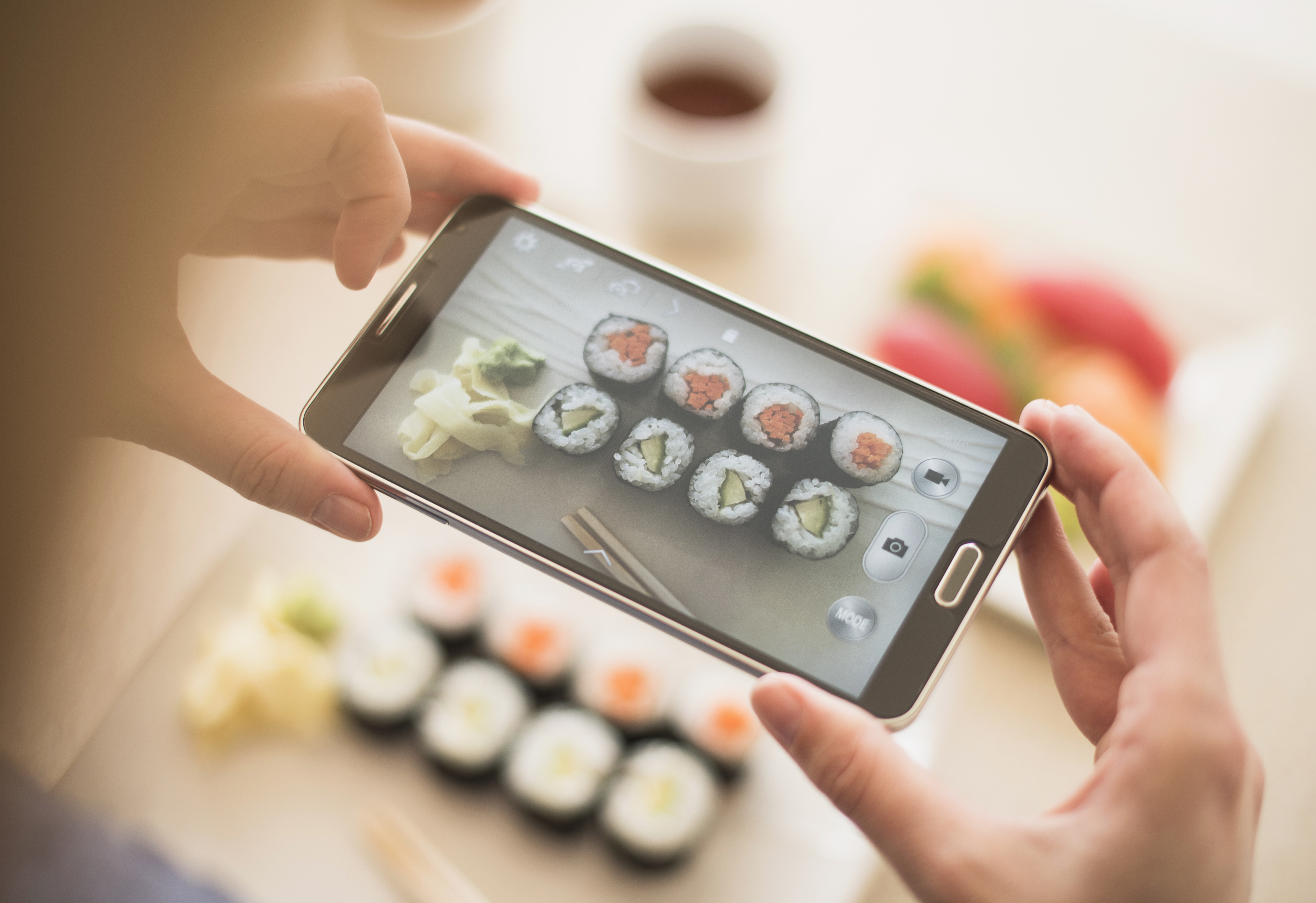 Culinary Schools Now Offer Food Photography Classes for Instagram