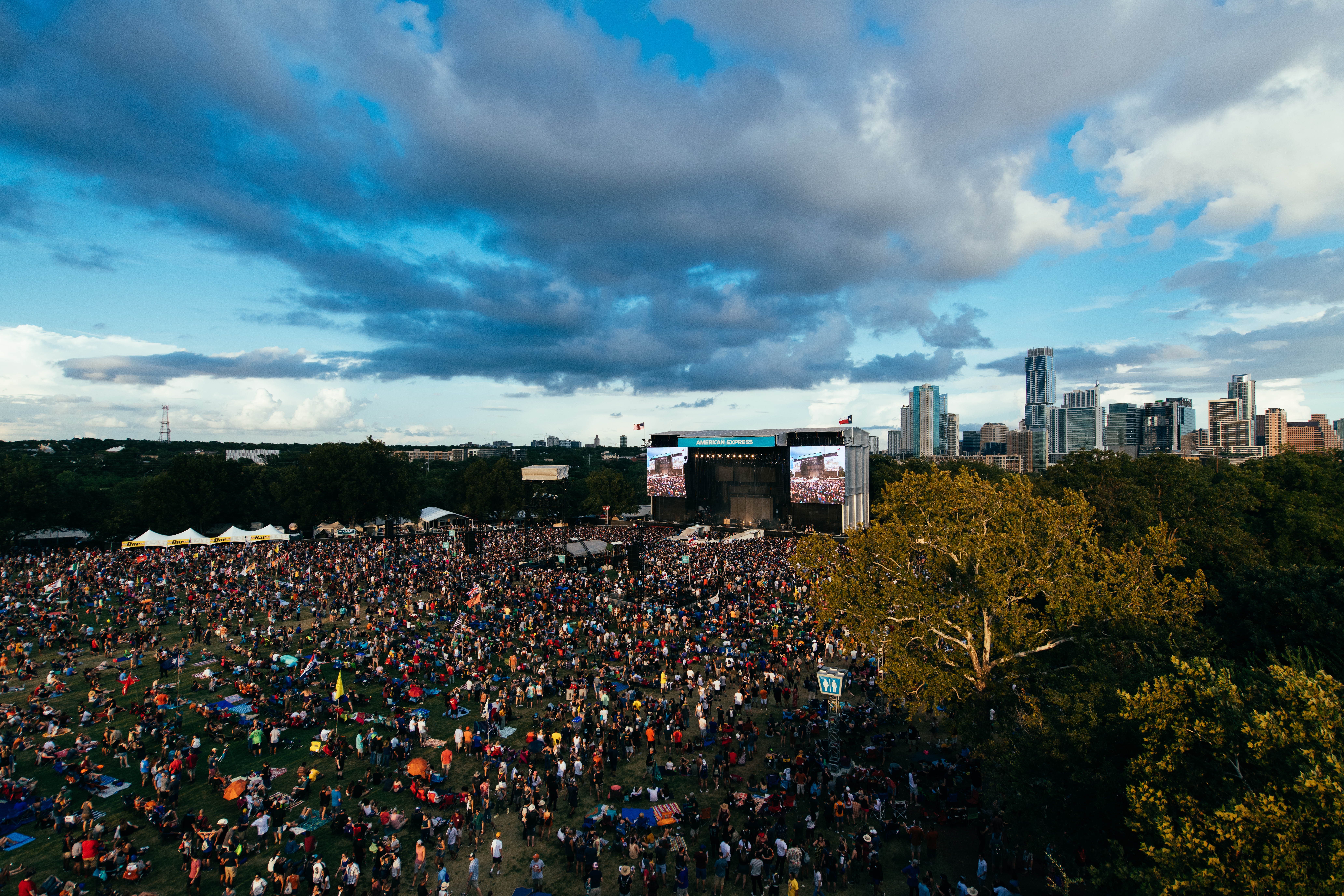ACL Music Festival in 2018