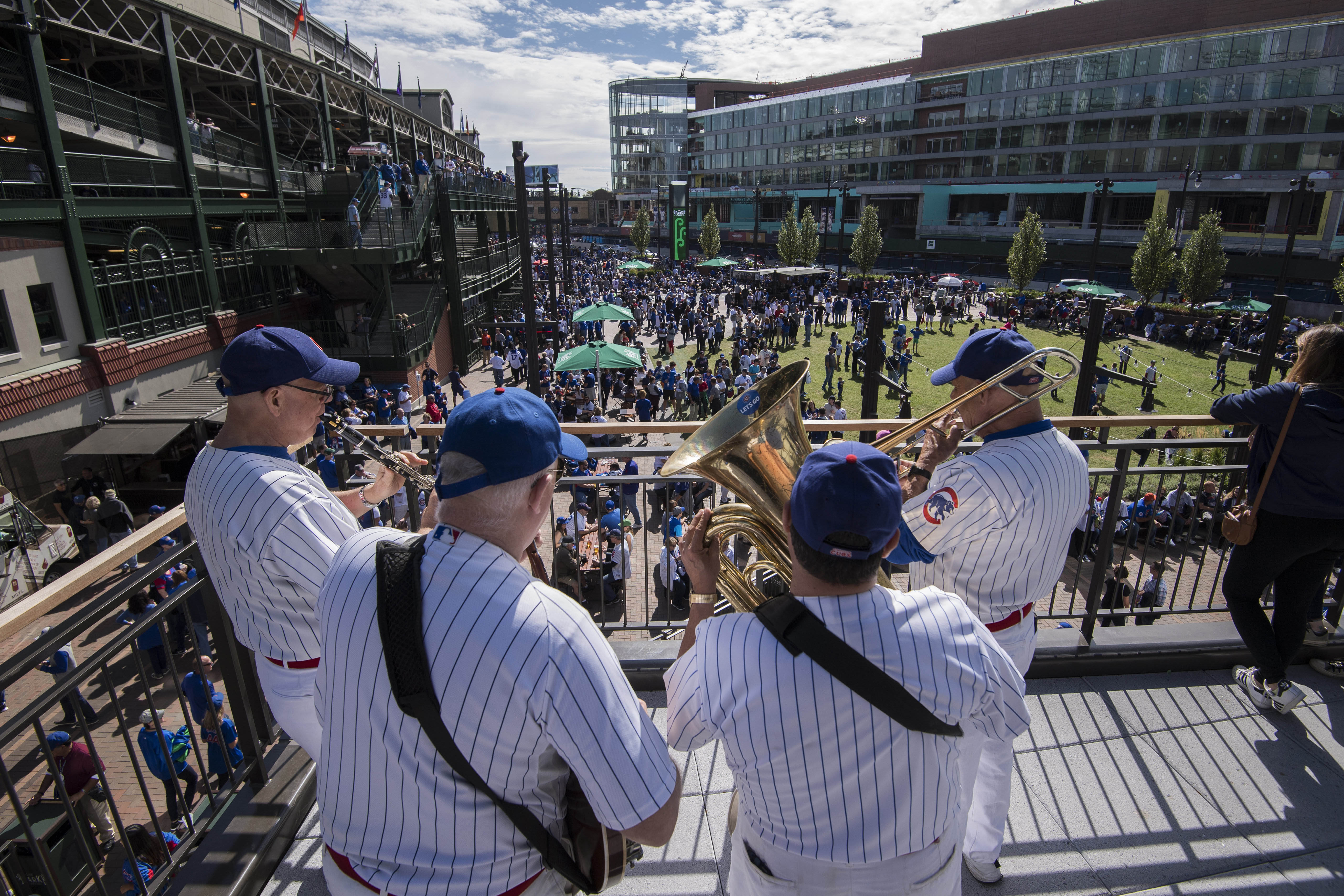 The Park at Wrigley is supposed to be game changer for the neighborhood.